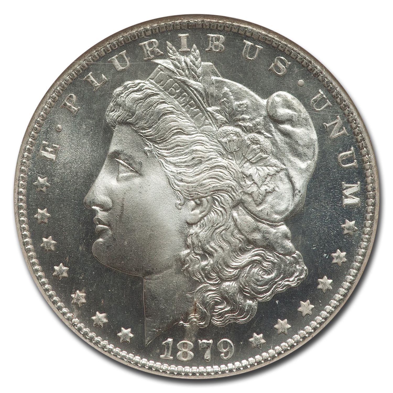 1879-S Morgan Dollar - MS-68 NGC