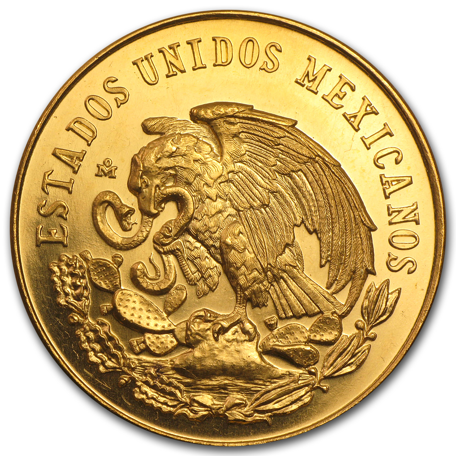 1962 Mexico Cinco De Mayo Gold Medal