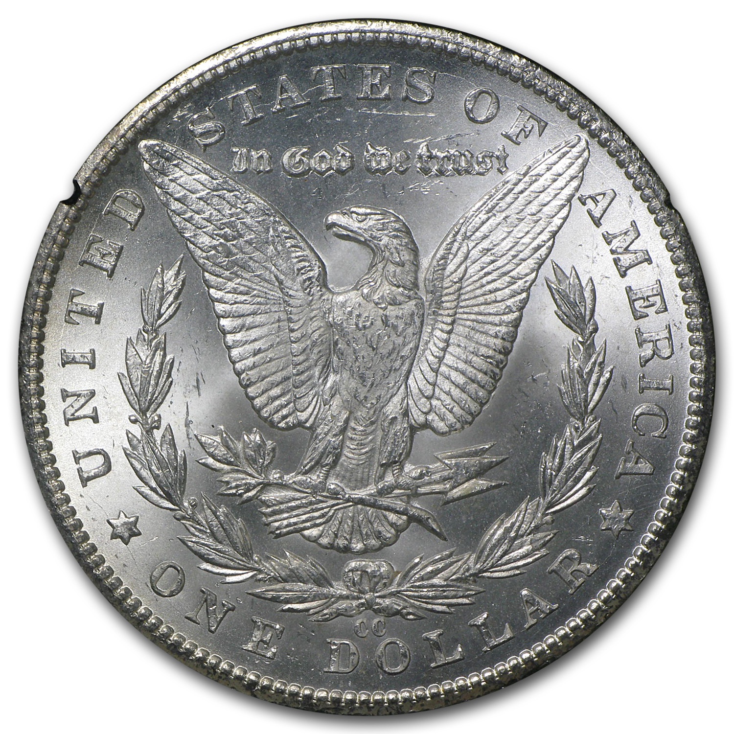 1884-CC Morgan Dollar MS-64 PCGS - GSA Certified