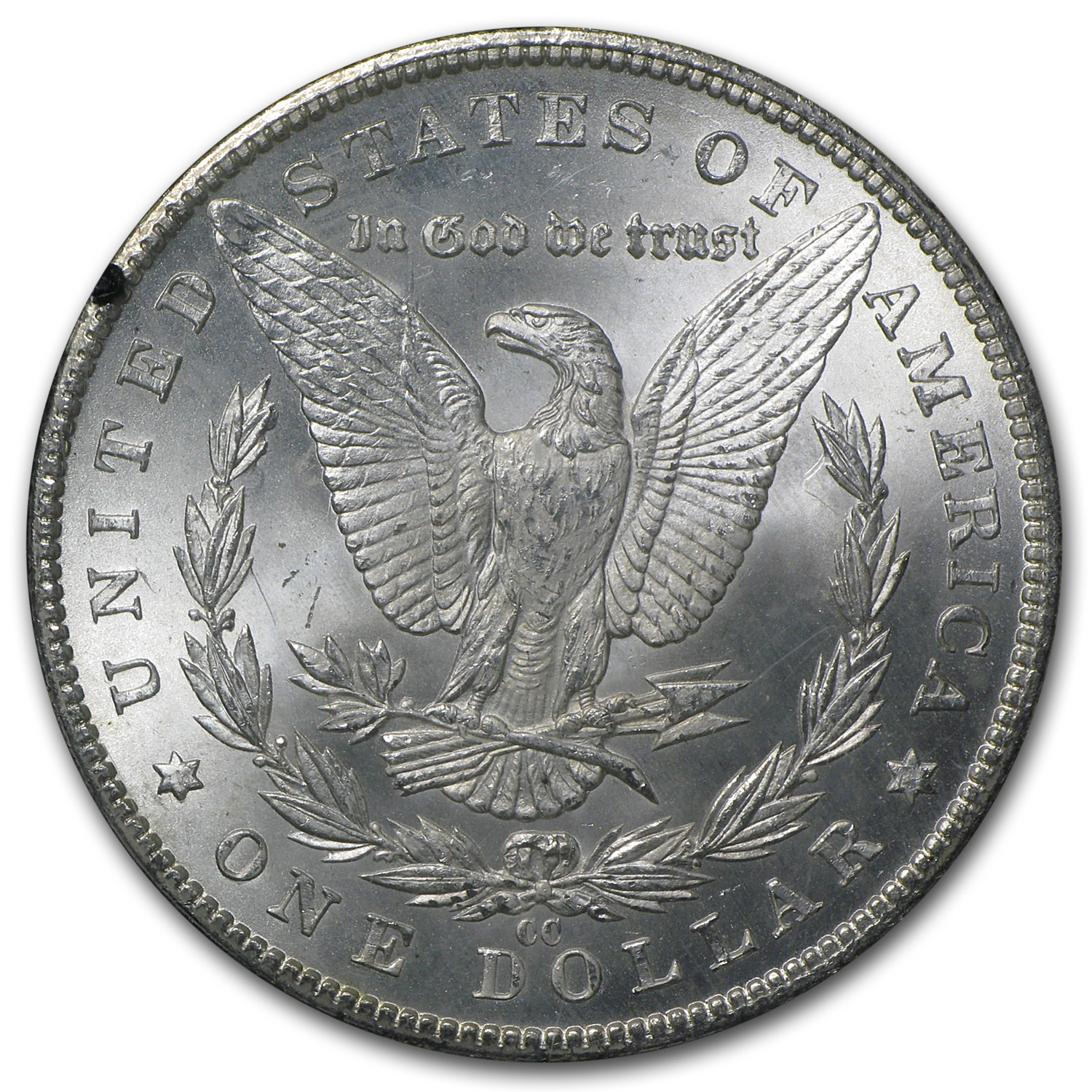 1884-CC Morgan Dollar MS-65+ PCGS - GSA Certified