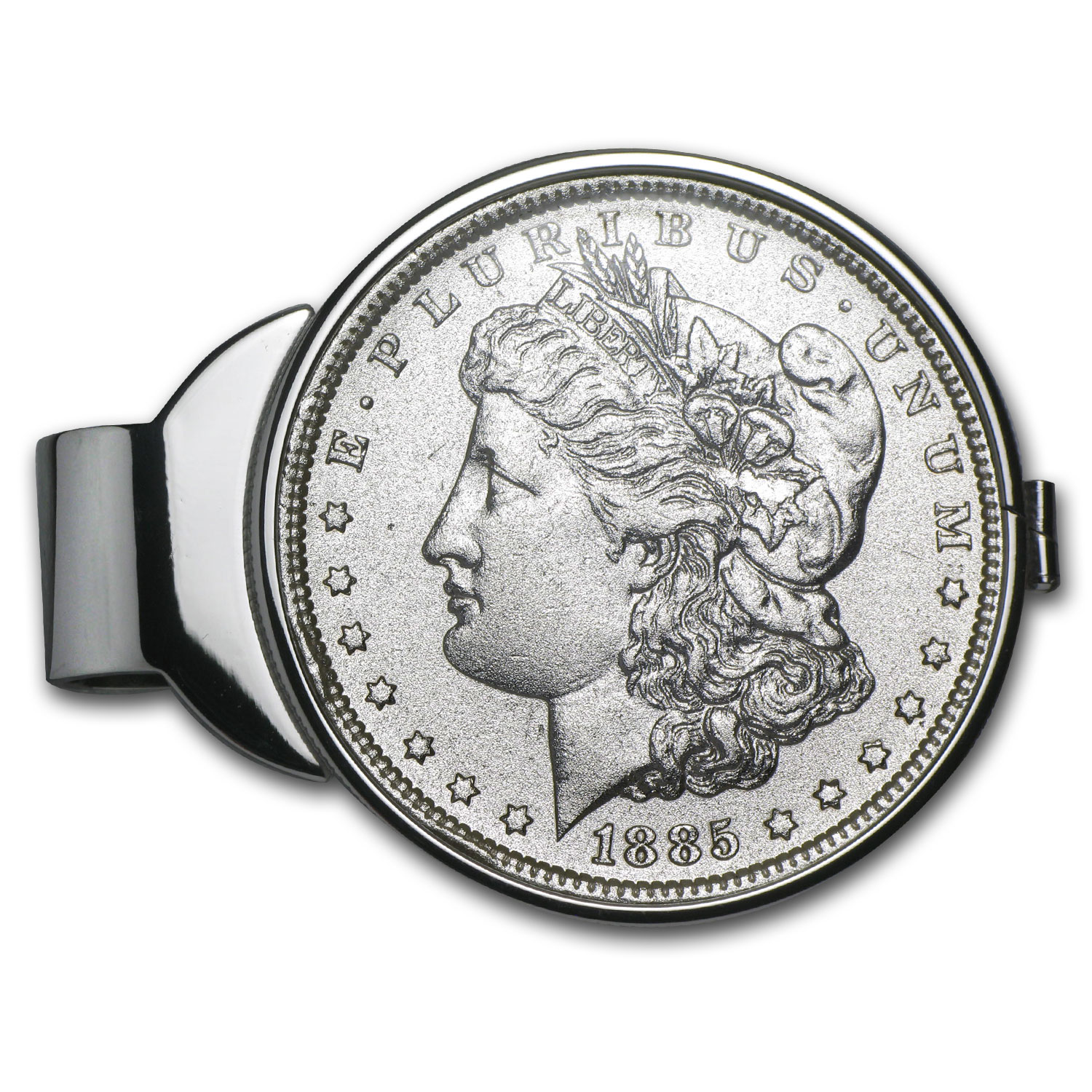 Morgan Dollar Money Clip