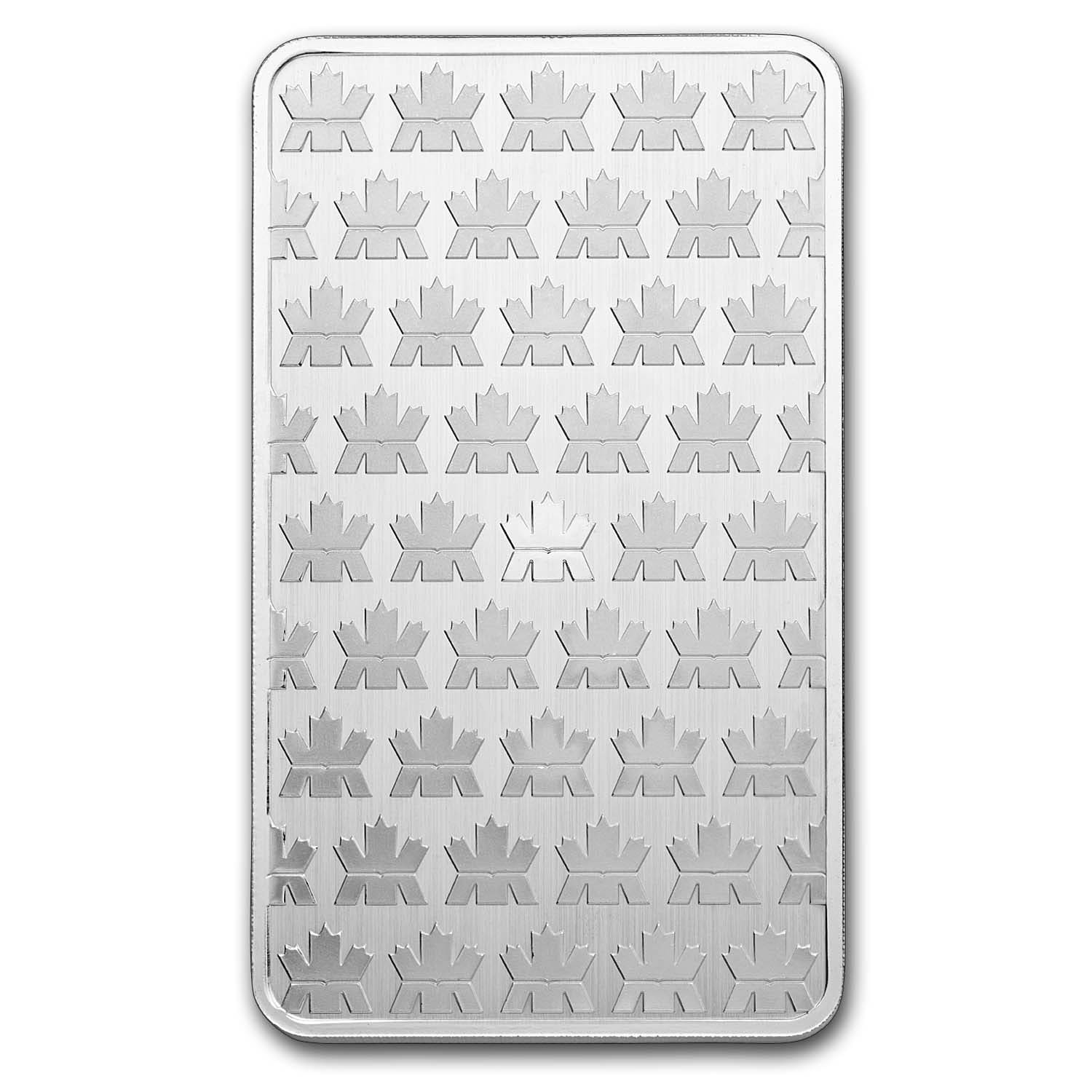 10 Oz Fine Silver Bars Royal Canadian Mint 10 Oz Silver