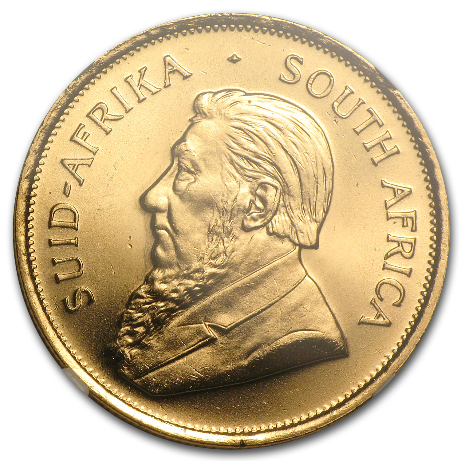1993 1 oz Gold South African Krugerrand MS-65 NGC