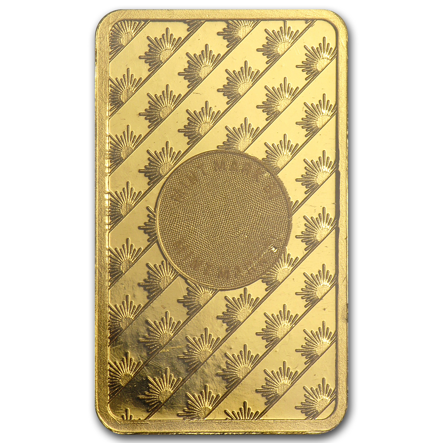 5 Gram Gold Bar - Sunshine Minting (New Design in TEP Packaging)