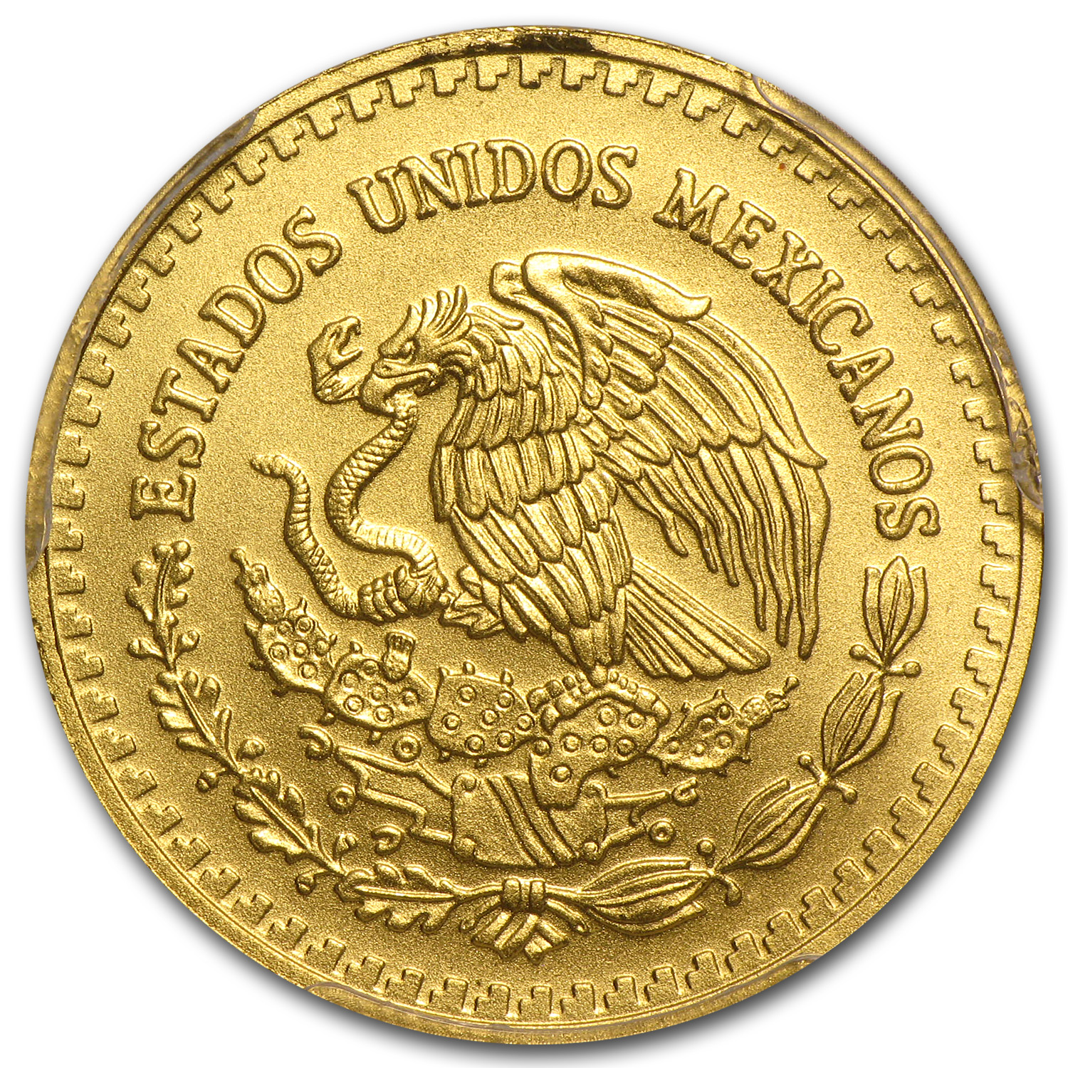 2014 Mexico 1/4 oz Gold Libertad MS-69 PCGS