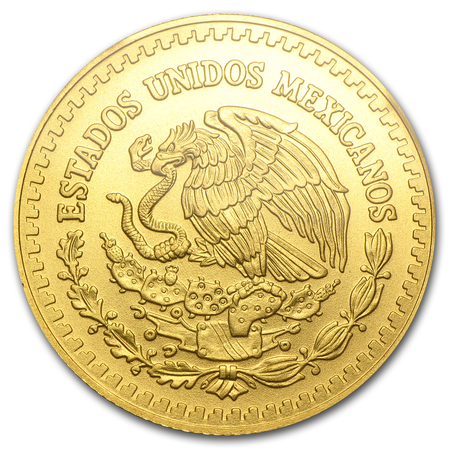 2014 1/2 oz Gold Mexican Libertad MS-70 PCGS