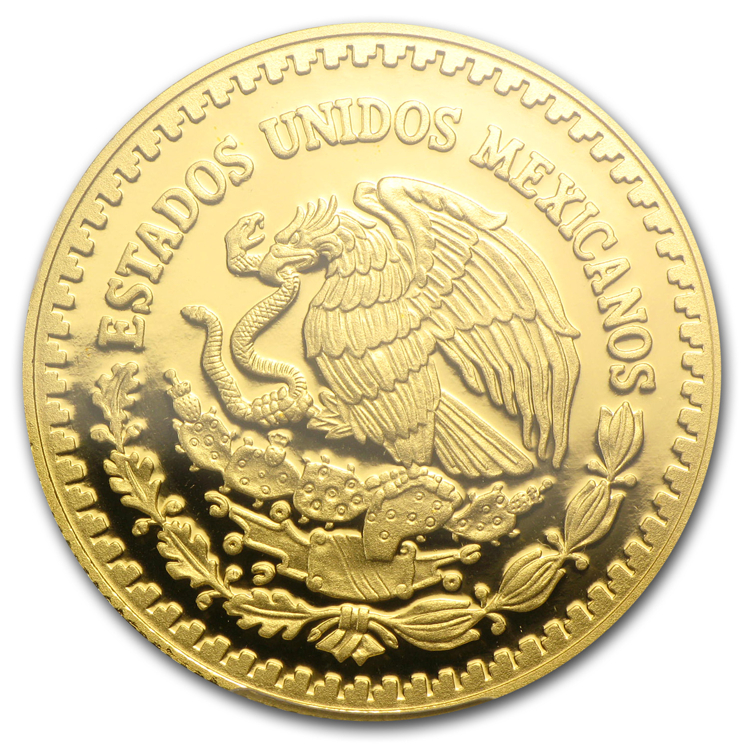 2014 1/2 oz Gold Mexican Libertad PR-70 PCGS (Registry Coin)