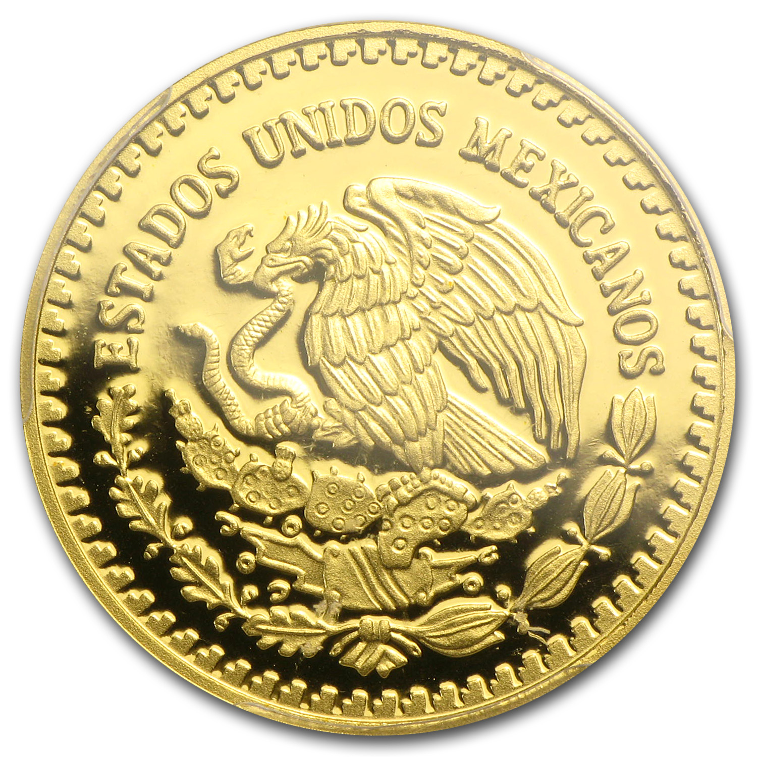 2014 Mexico 1/4 oz Gold Libertad PR-70 PCGS (Registry Coin)