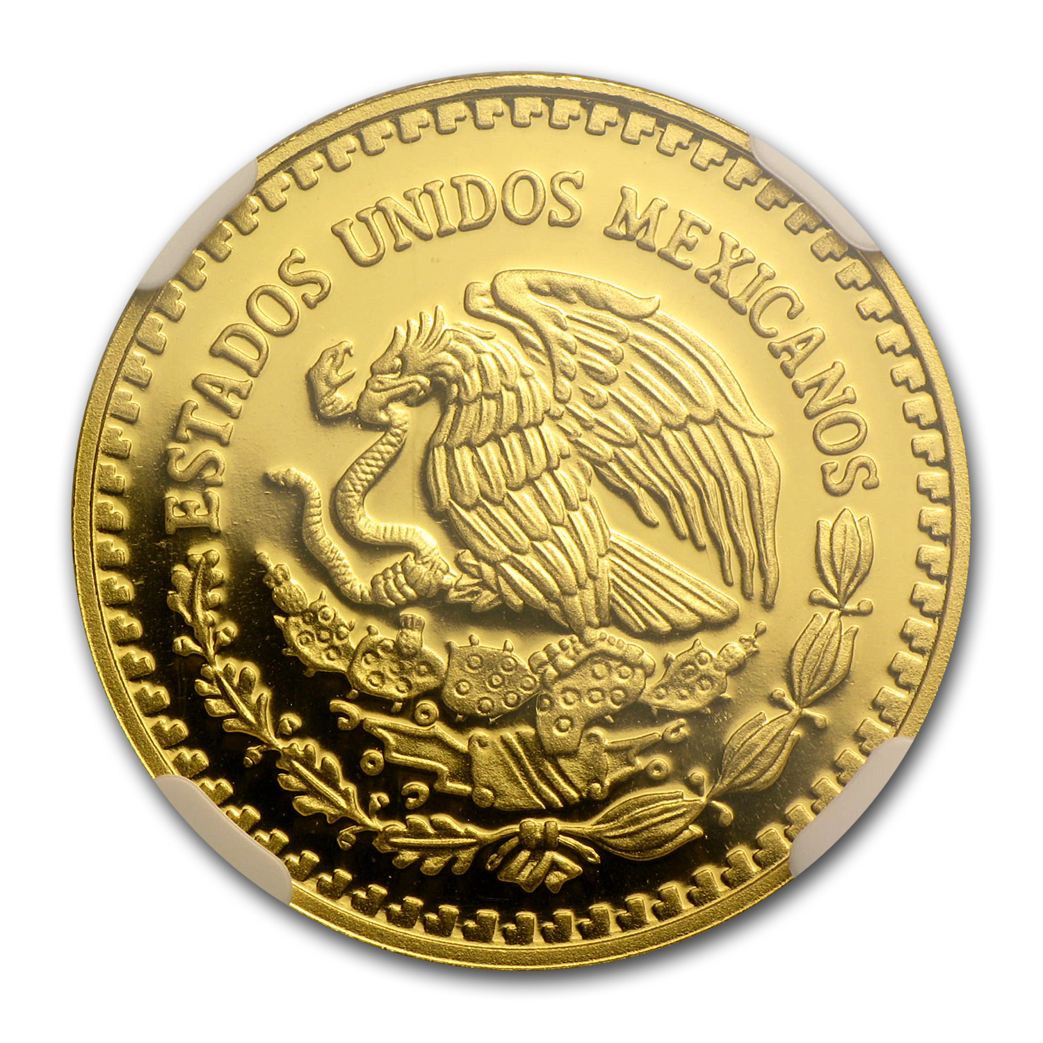 2011 Mexico 1/4 oz Gold Libertad PF-69 NGC