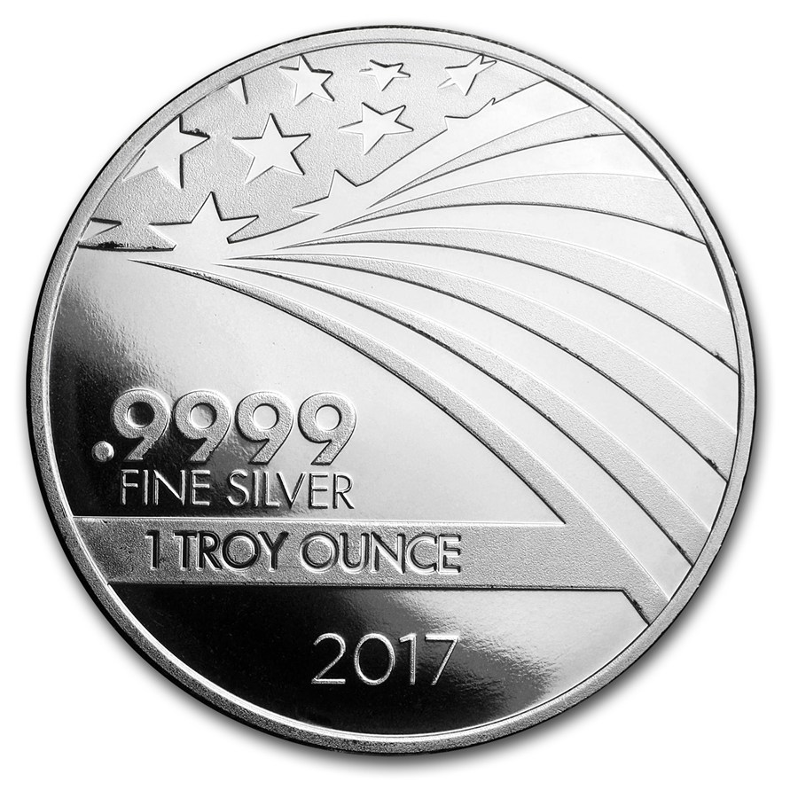 Apmex 1 Oz Silver Round Rmc One Ounce Silver Rounds