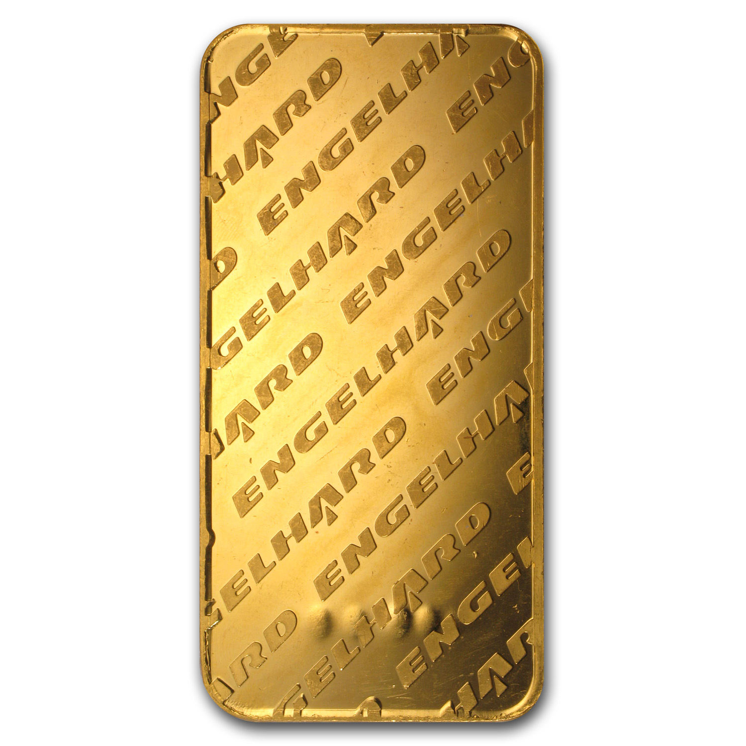 5 oz Gold Bar - Engelhard ('Eagle Logo')