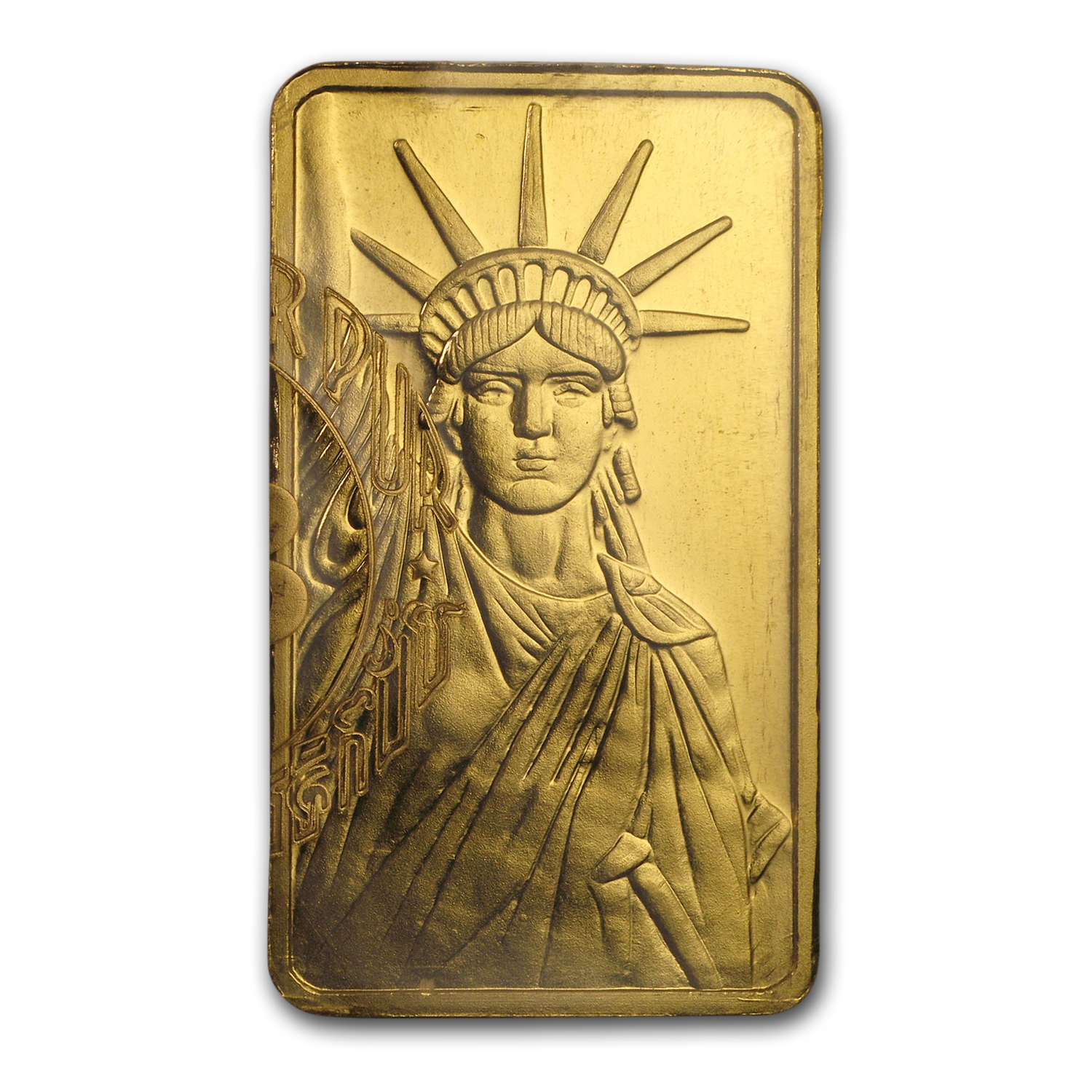 37.50 gram Gold Bar - Vietnam (Mot Luong, Statue of Liberty)