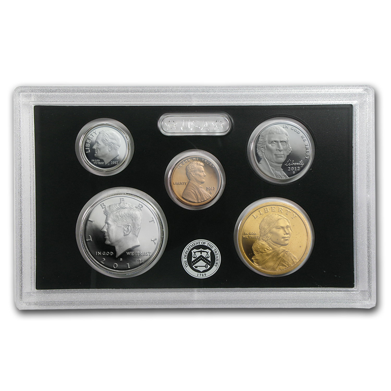 2012 Silver Proof Set