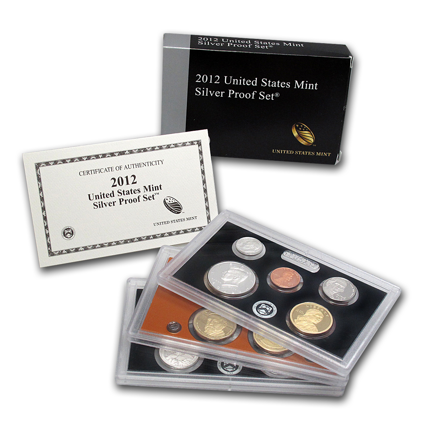 2012 U.S. Proof Set (Silver)