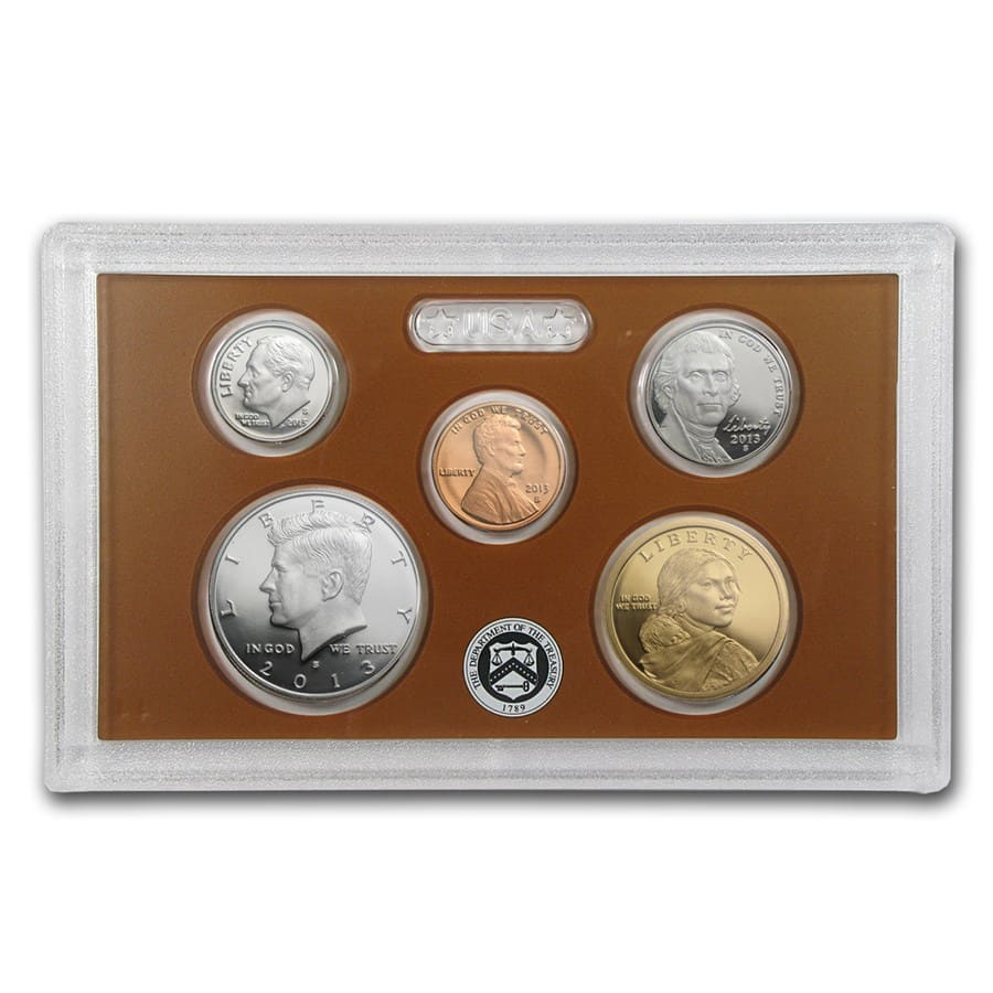 2013 U.S. Proof Set
