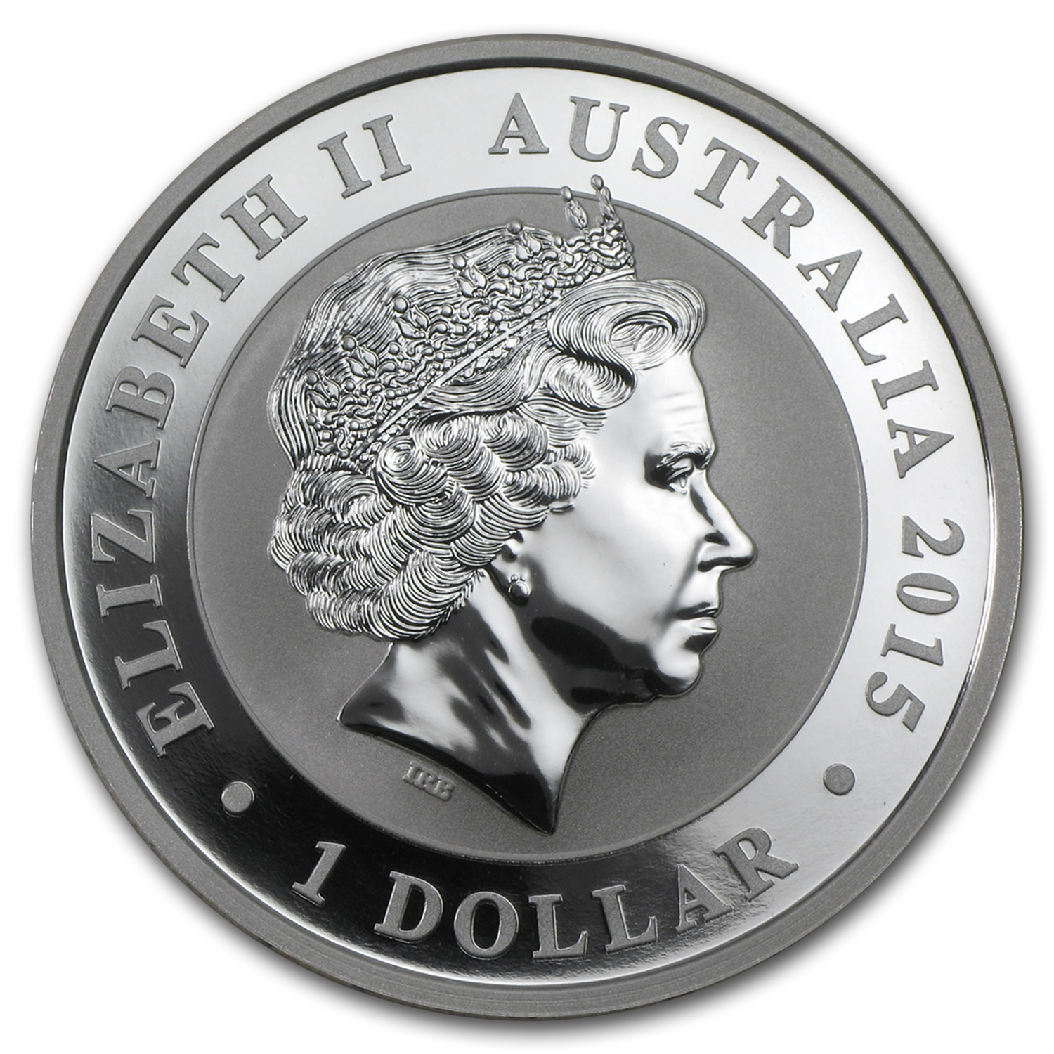 2015 1 oz Silver Australian Kookaburra (Sept. 5th)