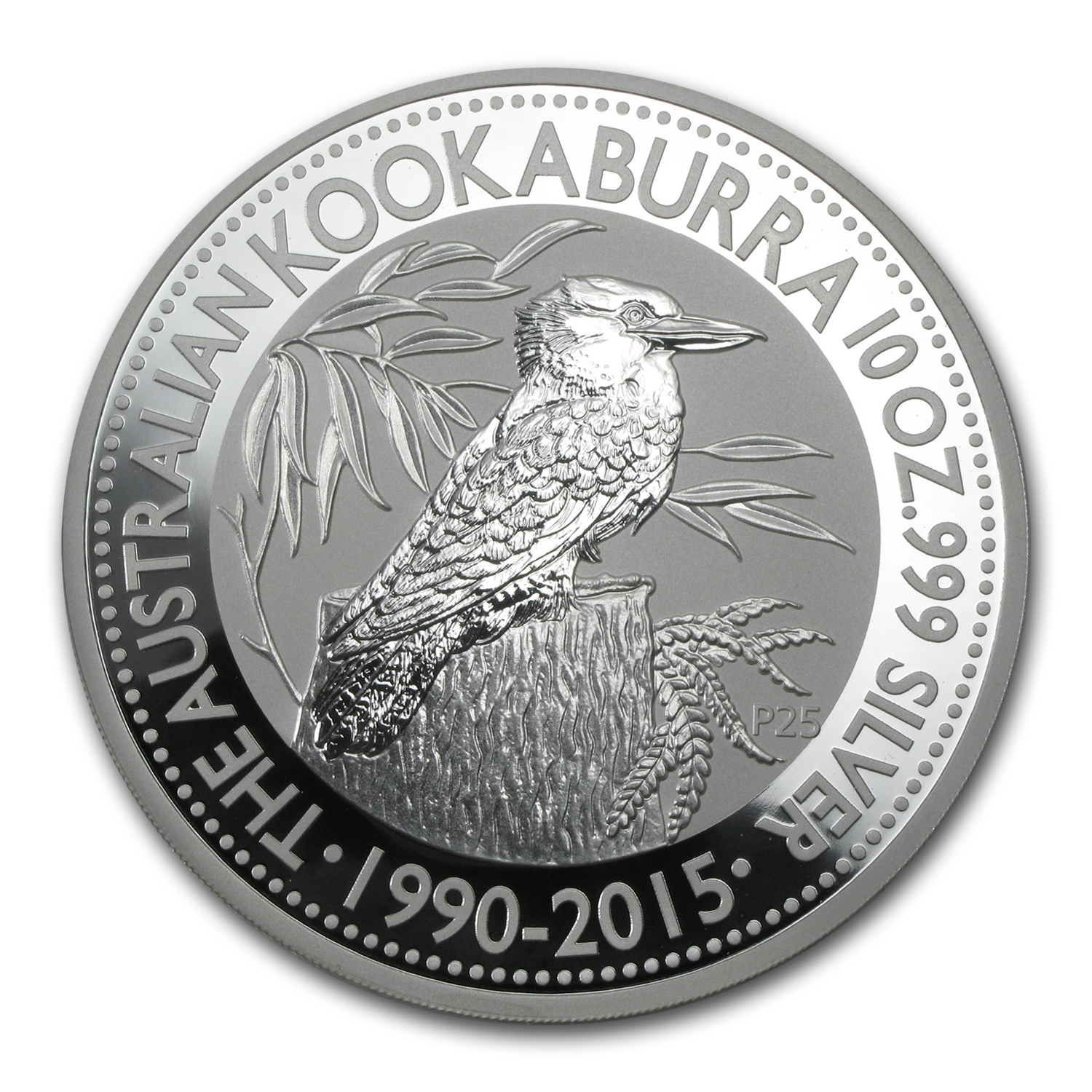 2015 10 oz Silver Australian Kookaburra (Sept. 5th)