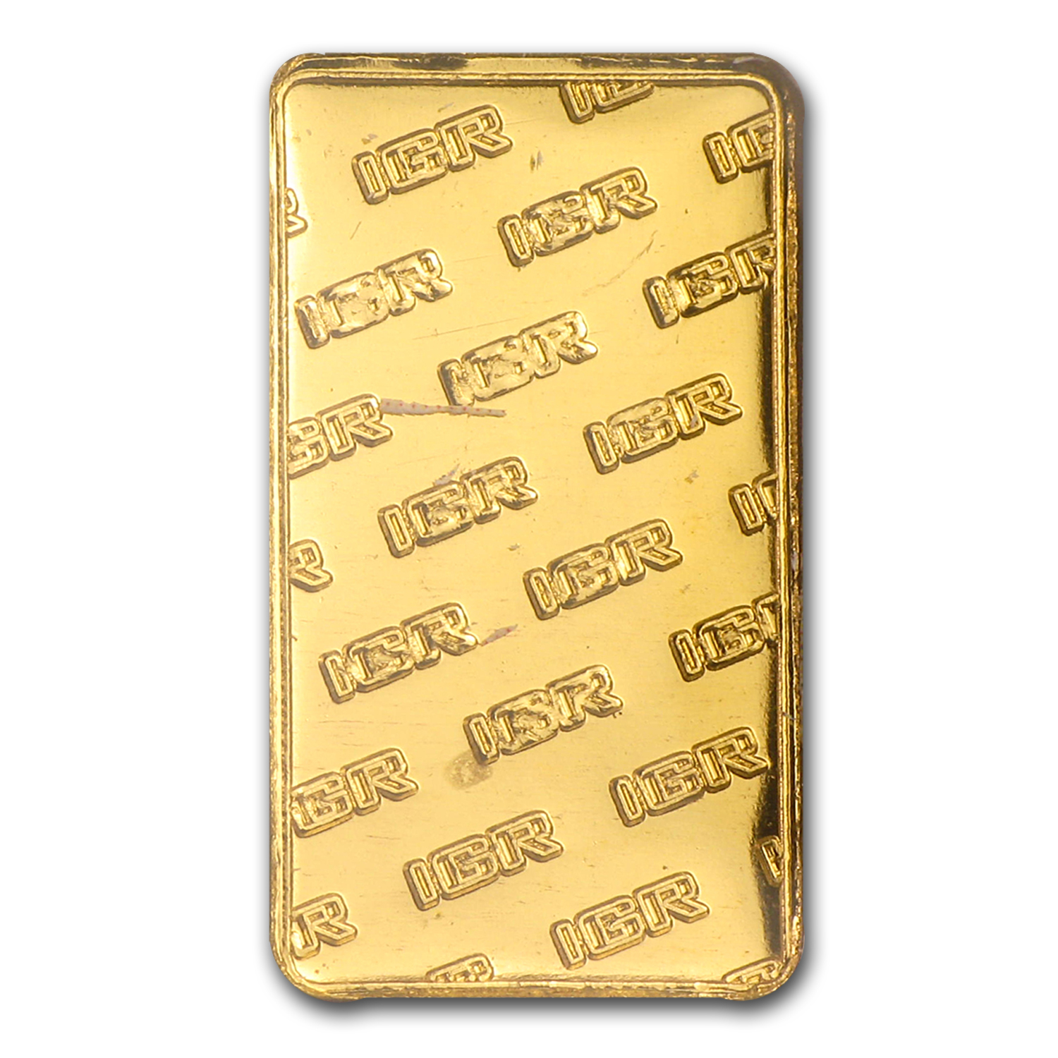 1/2 gram Gold Bar - Istanbul Gold Refinery (Wedding Assay)