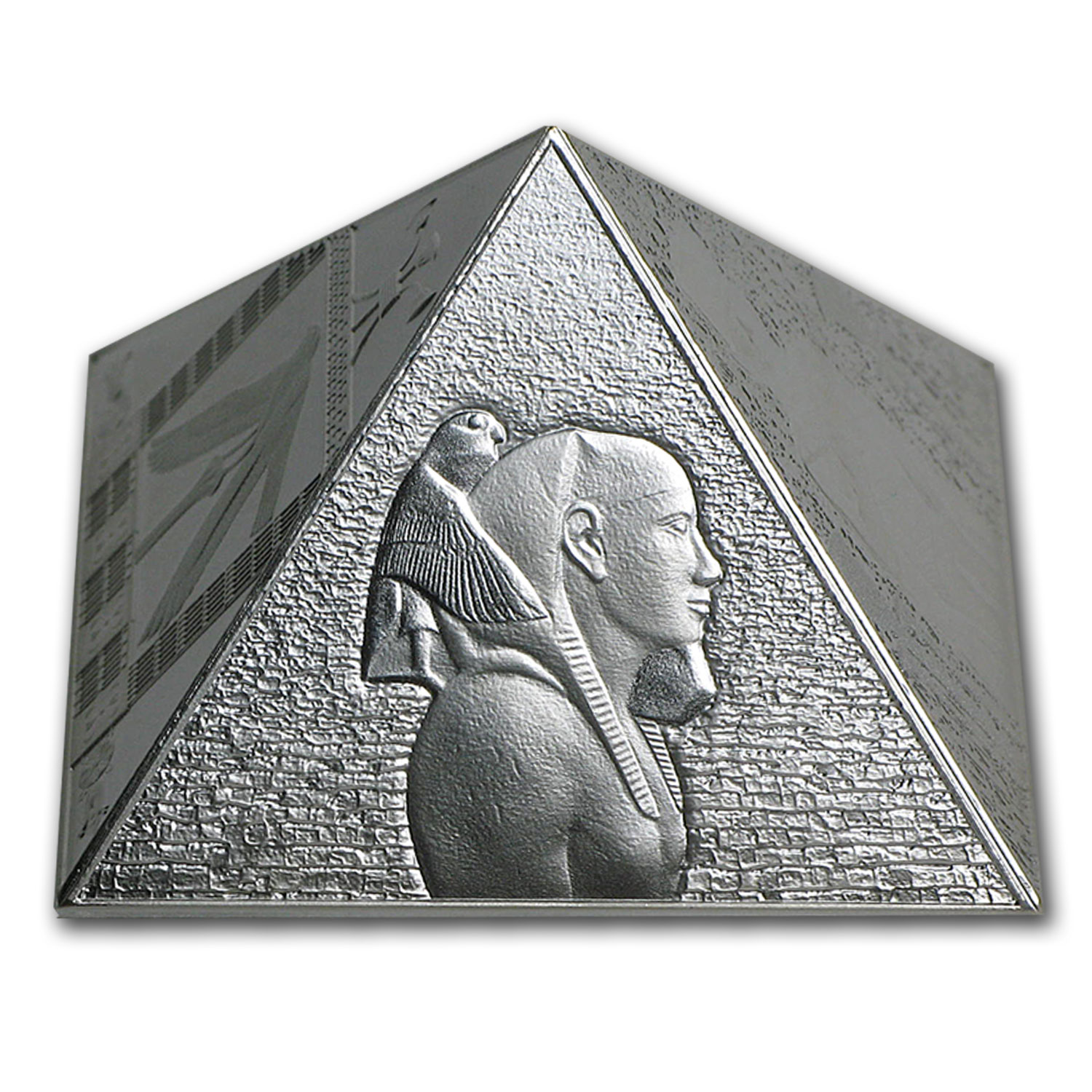 Niue 2014 Silver The Great Pyramids Proof (First Pyramid Coin)