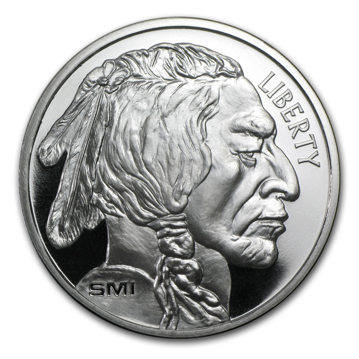 1 oz Silver Round - Buffalo (V2)(Jul 17th)