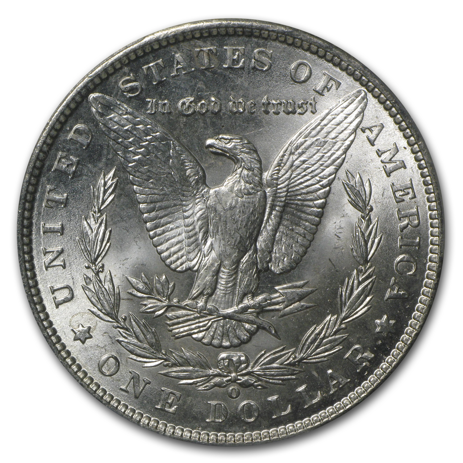 1900-O Morgan Dollar MS-64 PCGS