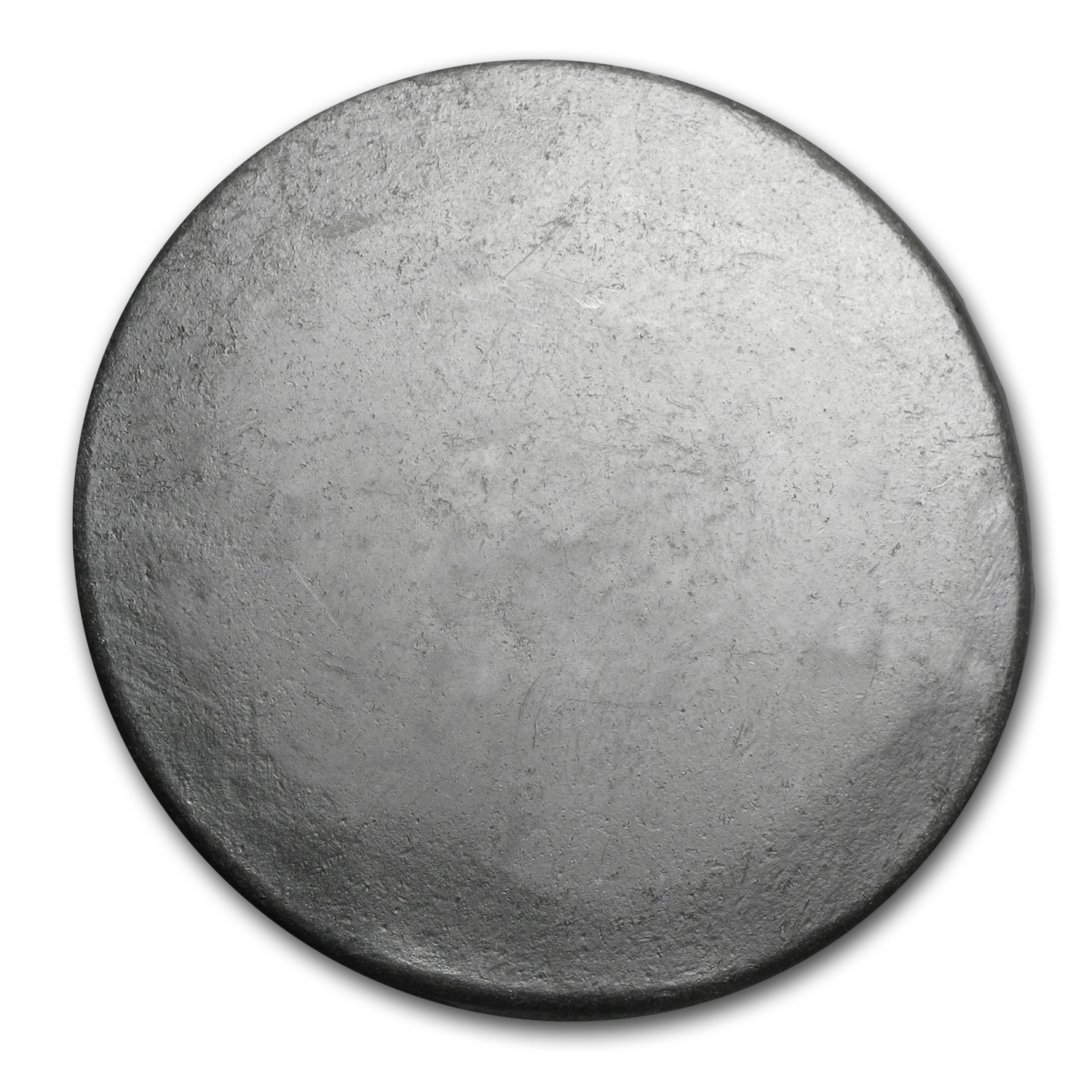 5 oz Silver Button - Bisbee
