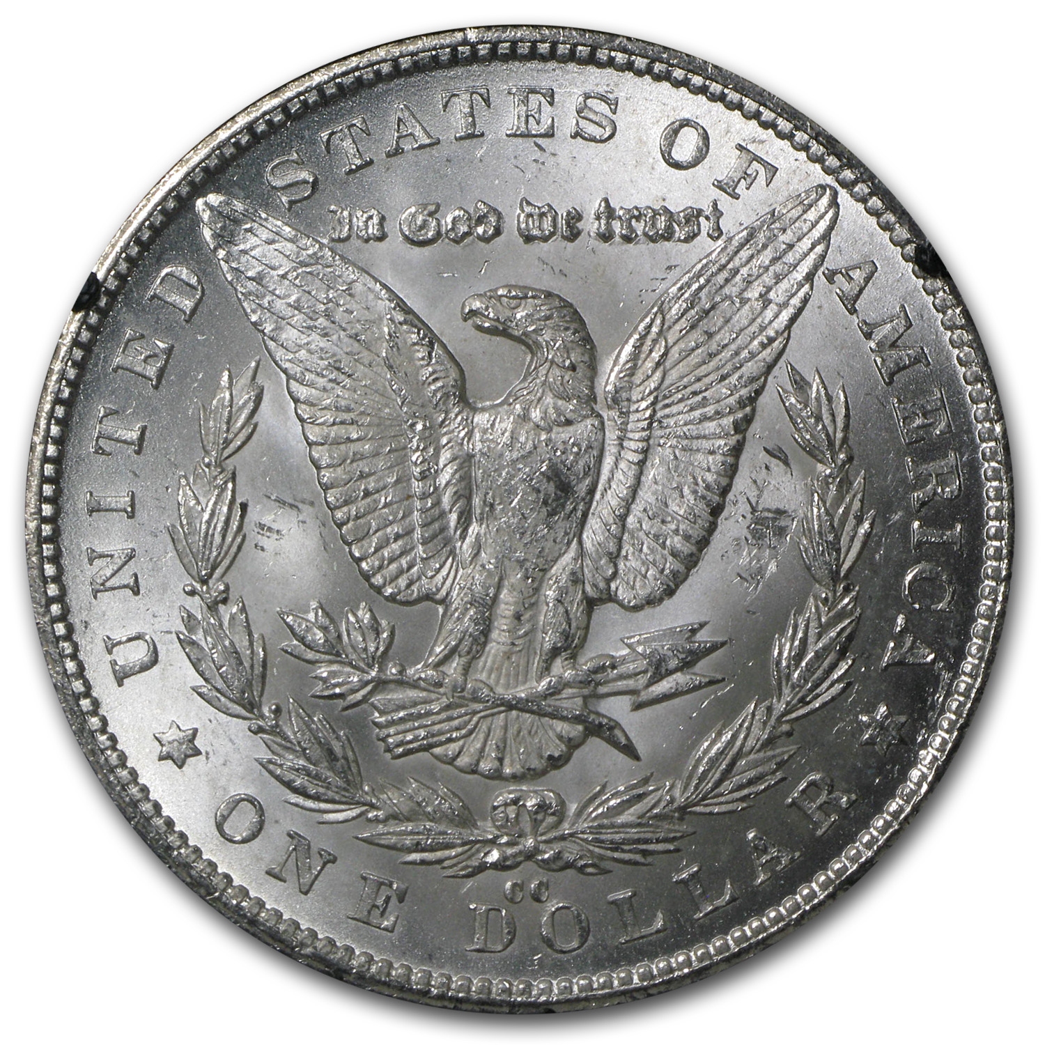 1880-CC Morgan Dollar BU (GSA Holder)