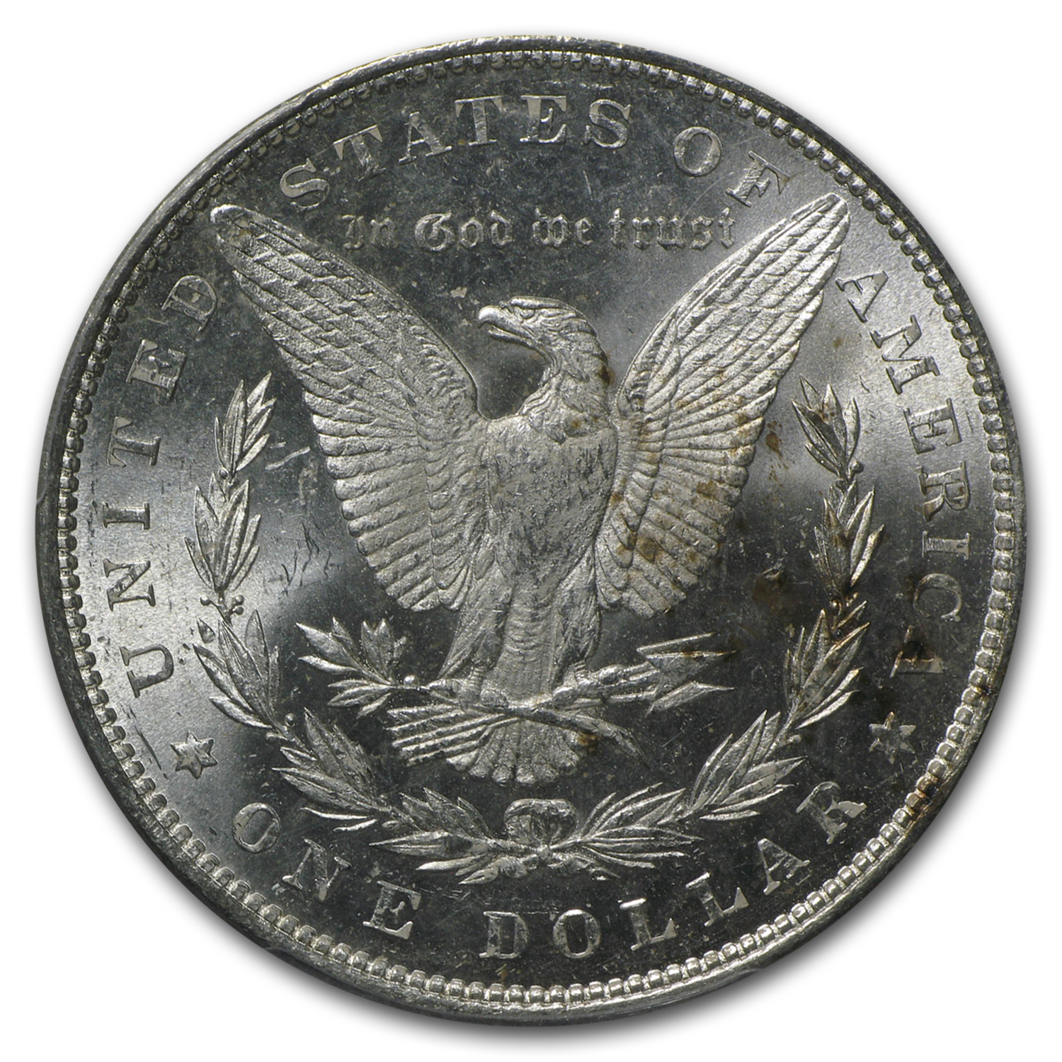 1883 Morgan Dollar MS-63 PCGS