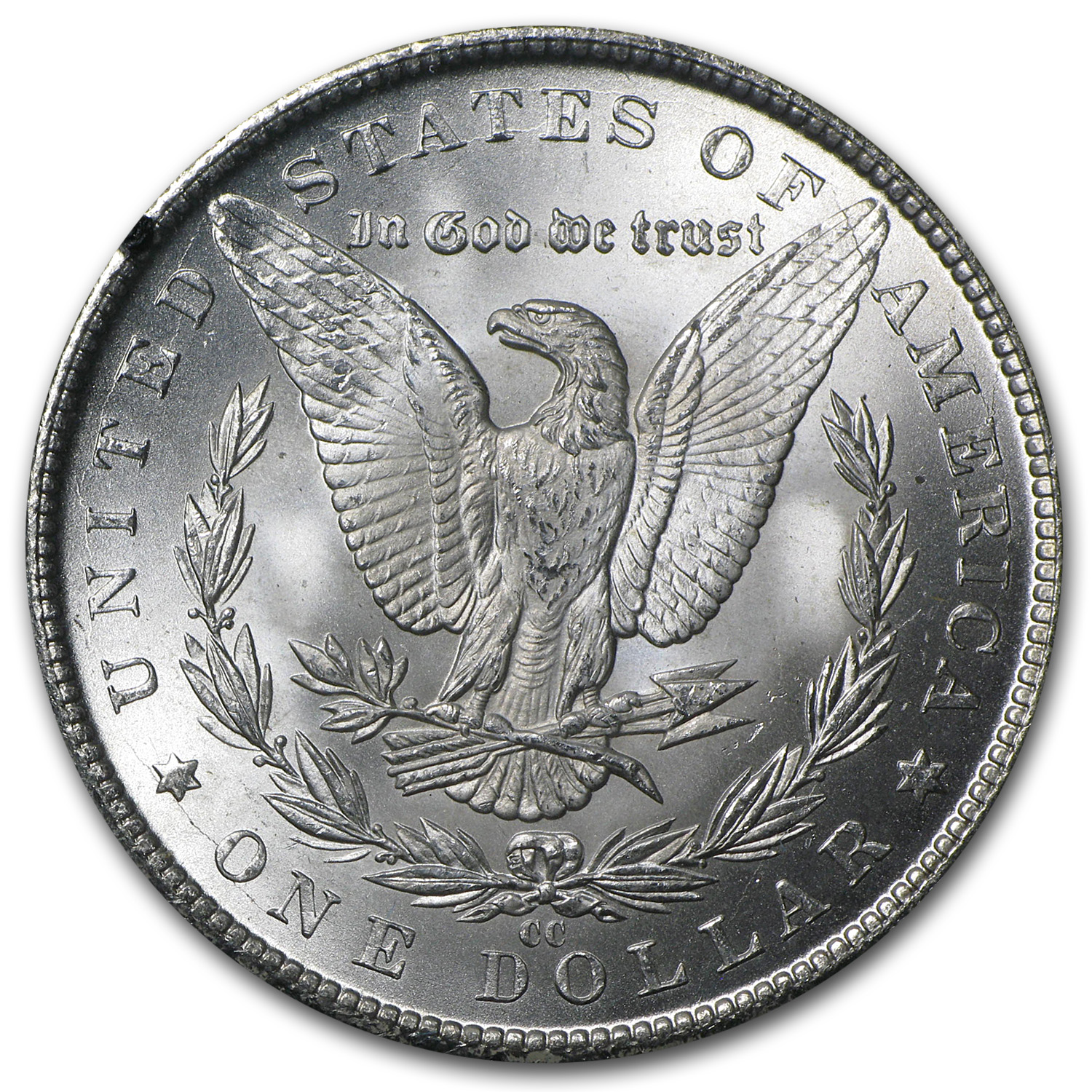 1884-CC Morgan Dollar BU (GSA)