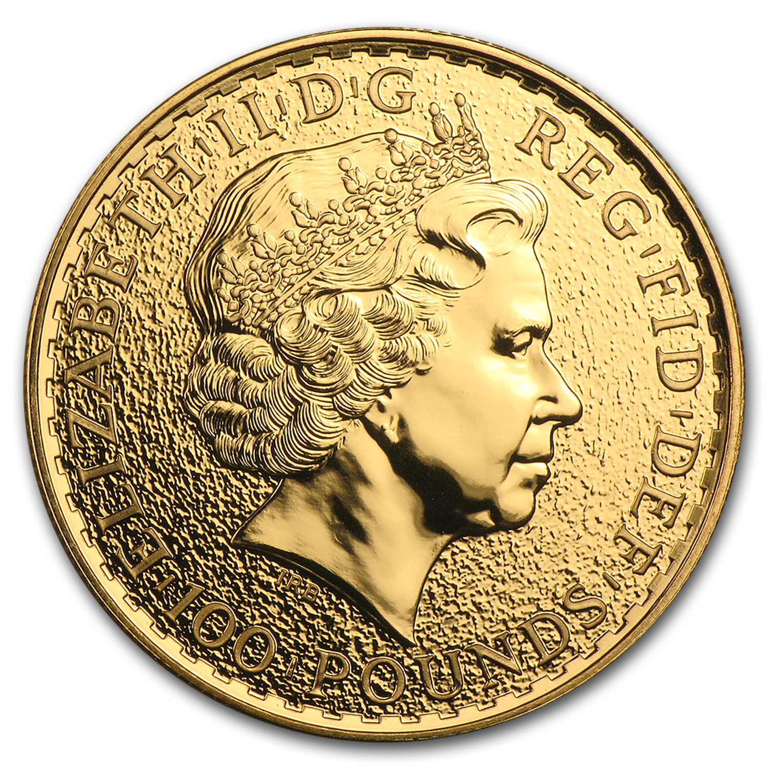 2015 Great Britain Gold 1 oz Britannia BU