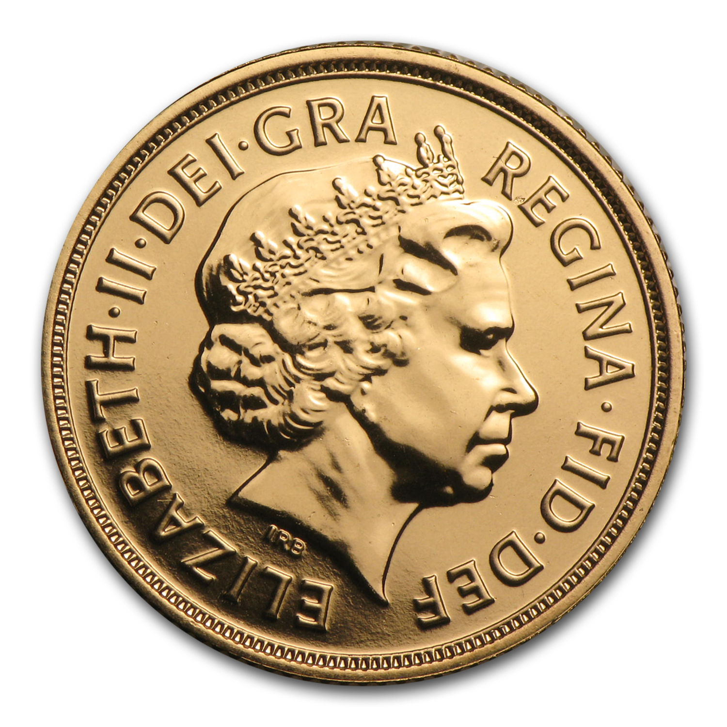 2015 Great Britain Gold Sovereign BU