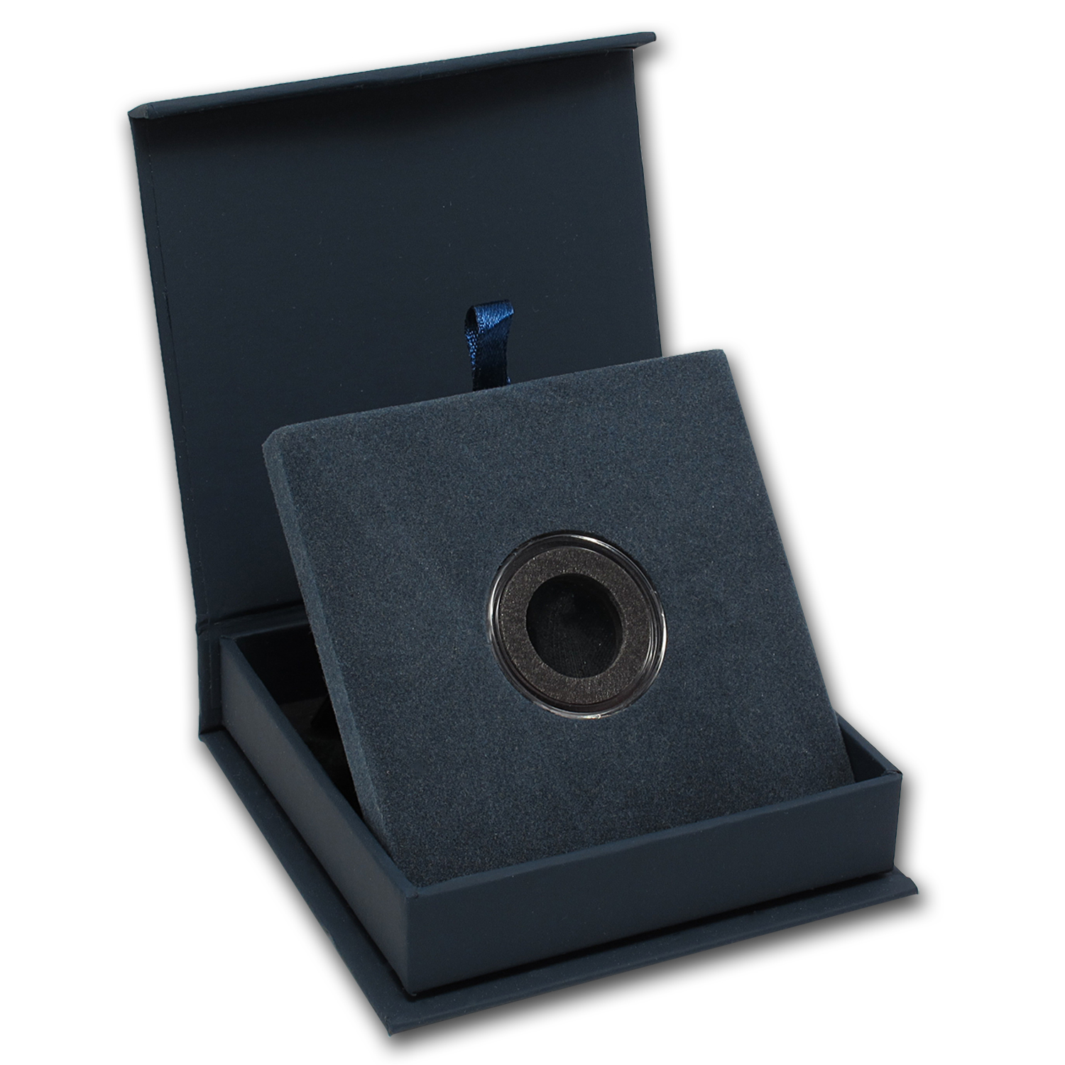 APMEX Gift Box - Includes 17 mm Air-Tite Holder with Gasket