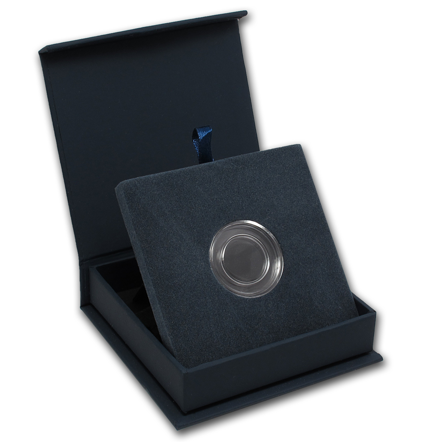 APMEX Gift Box - Includes 18 mm Direct Fit Air-Tite Holder
