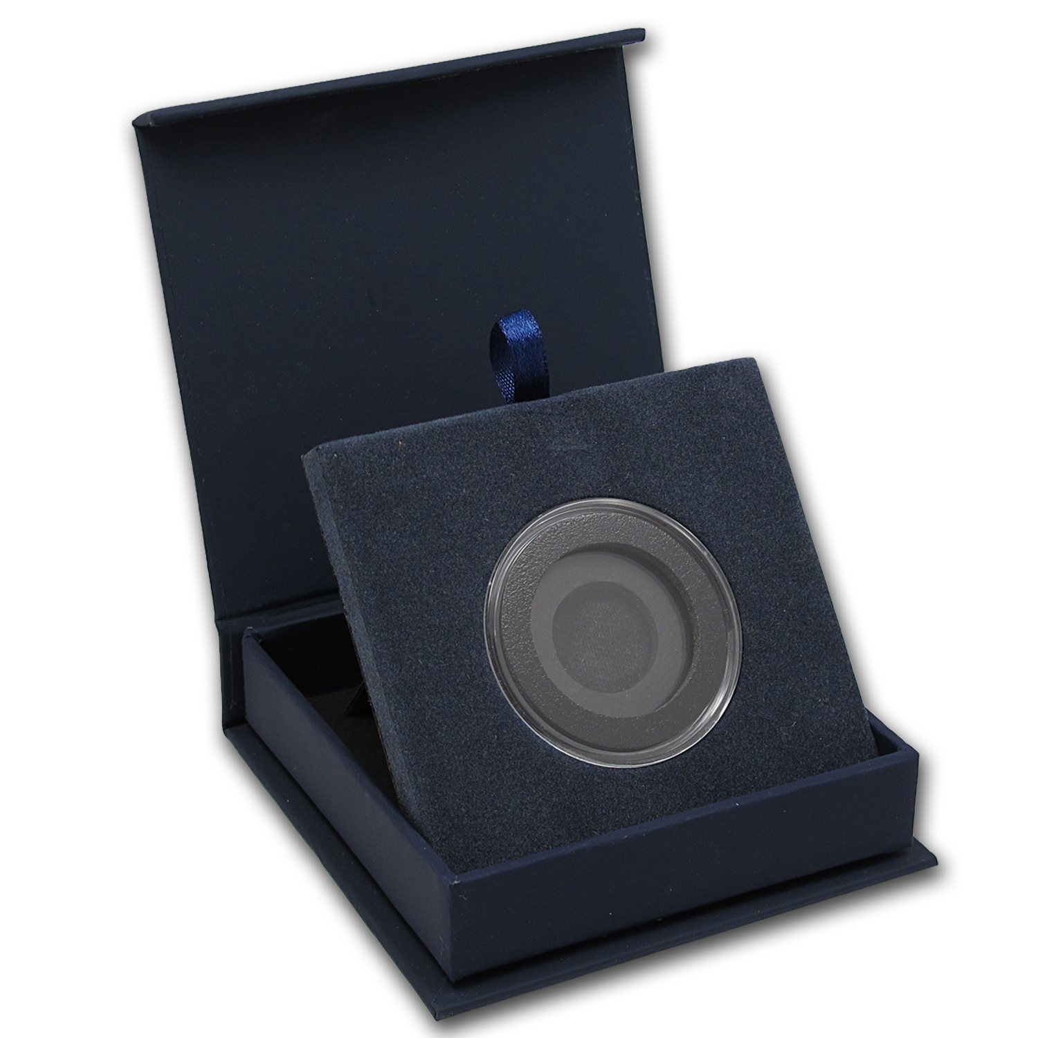 APMEX Gift Box - Includes 29 mm Air-Tite Holder with Gasket