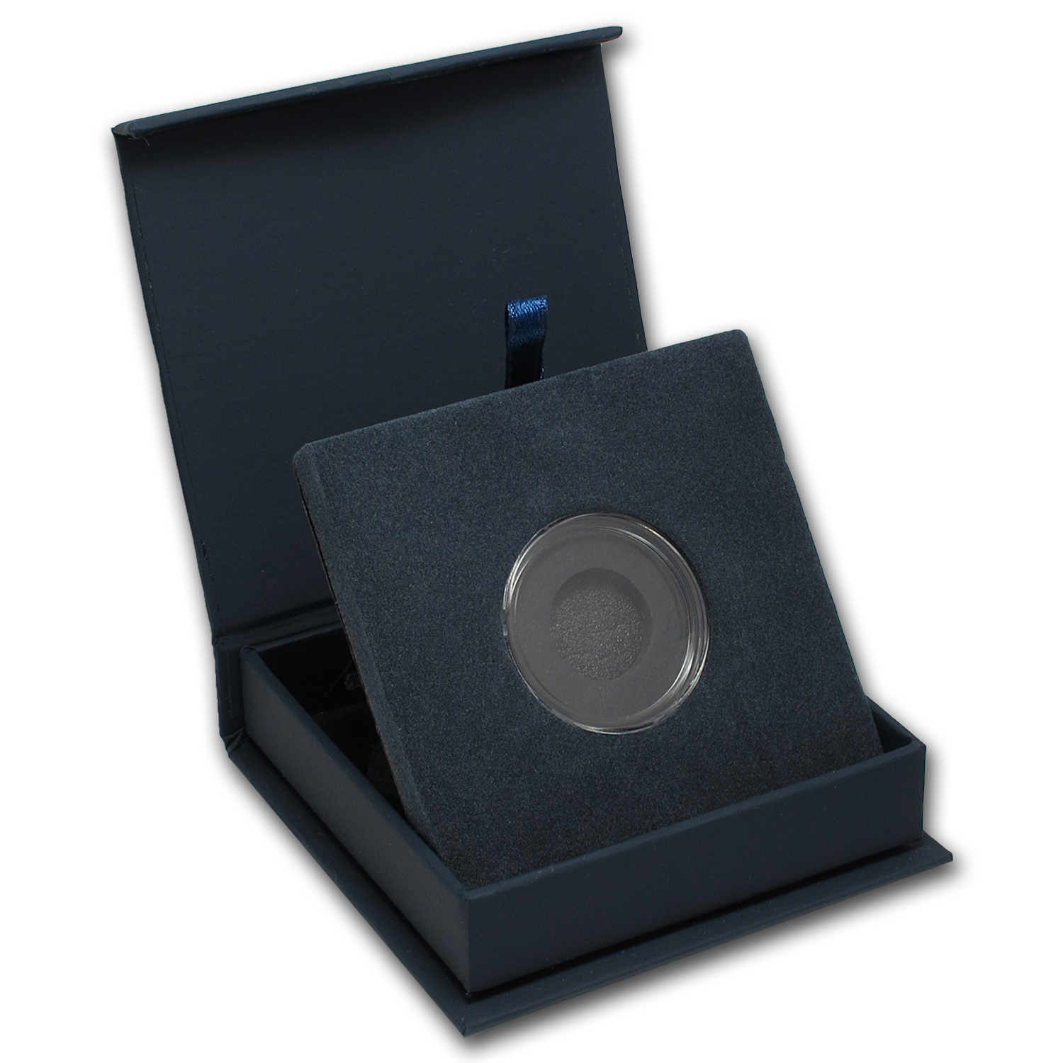 APMEX Gift Box - Includes 30.6 mm Direct Fit Air-Tite Holder