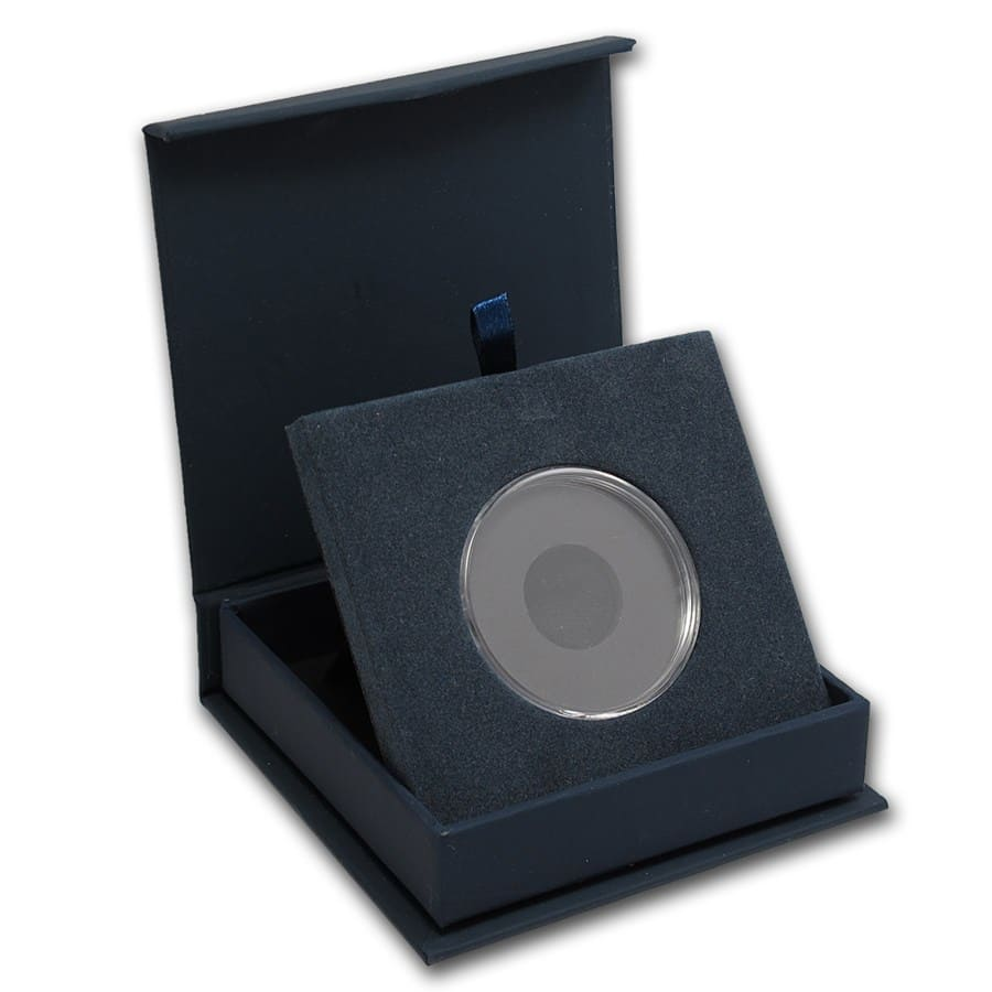 APMEX Gift Box - 40 mm Air-Tite Holder (Direct Fit)