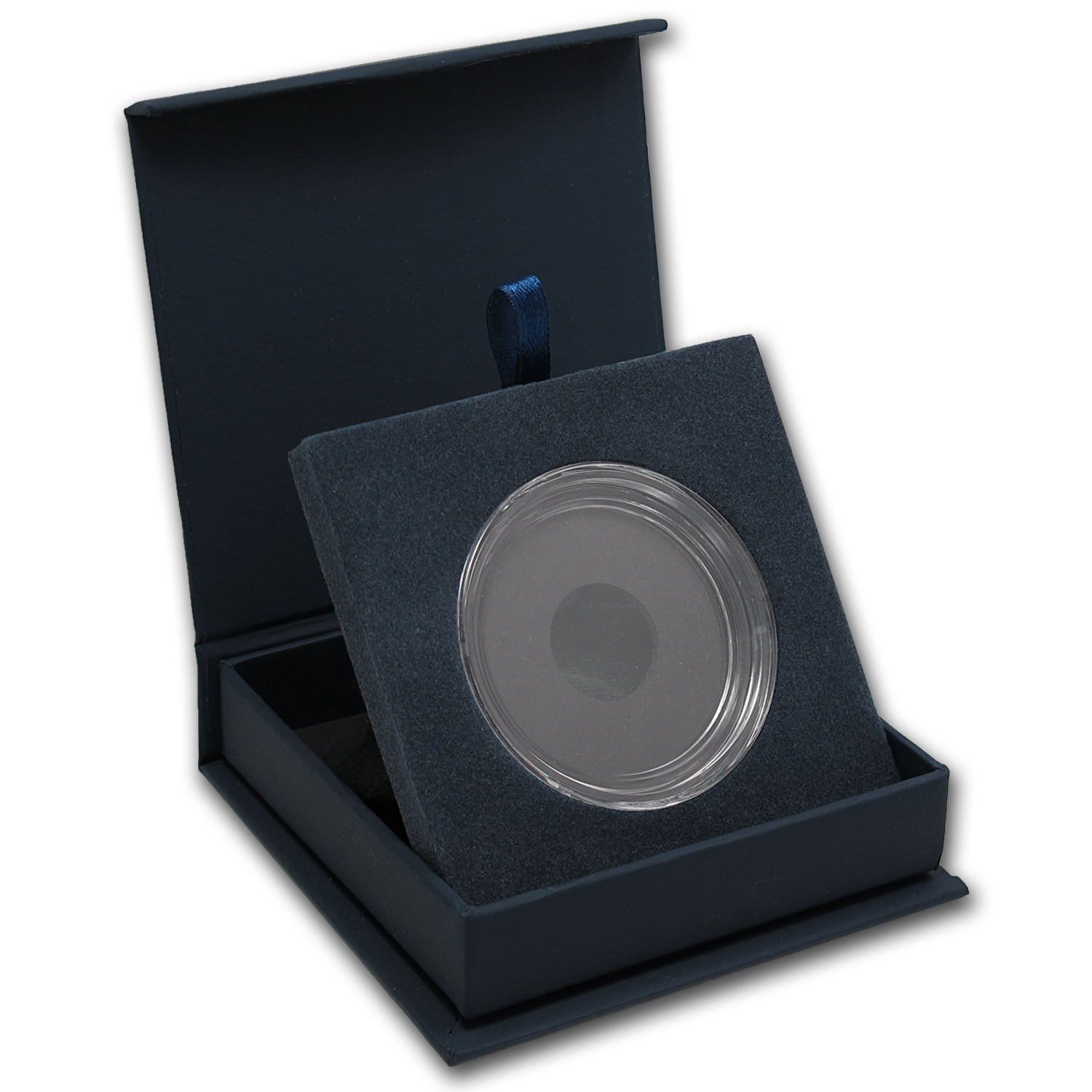 APMEX Gift Box - Includes 43.6 mm Direct Fit Air-Tite Holder