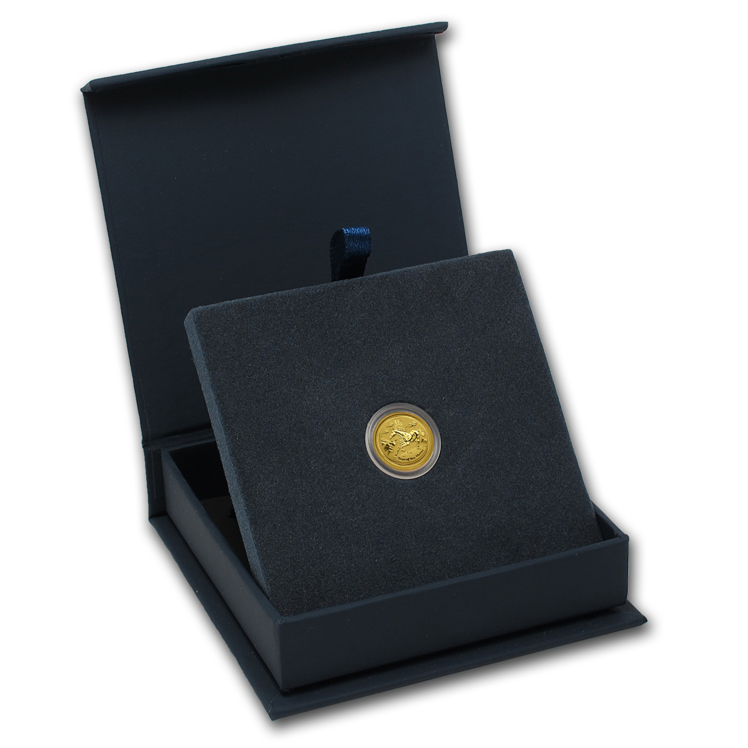 APMEX Gift Box - 1/20 oz Perth Mint Gold Coin