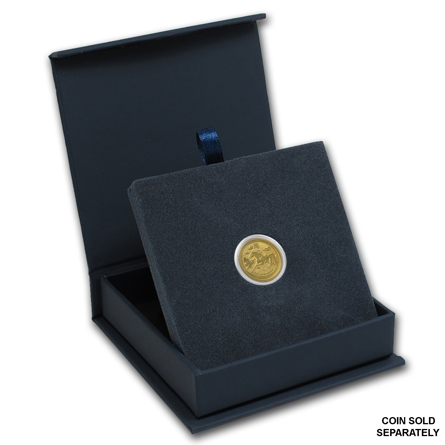 APMEX Gift Box - 1/10 oz Perth Mint Gold Coin Series 2