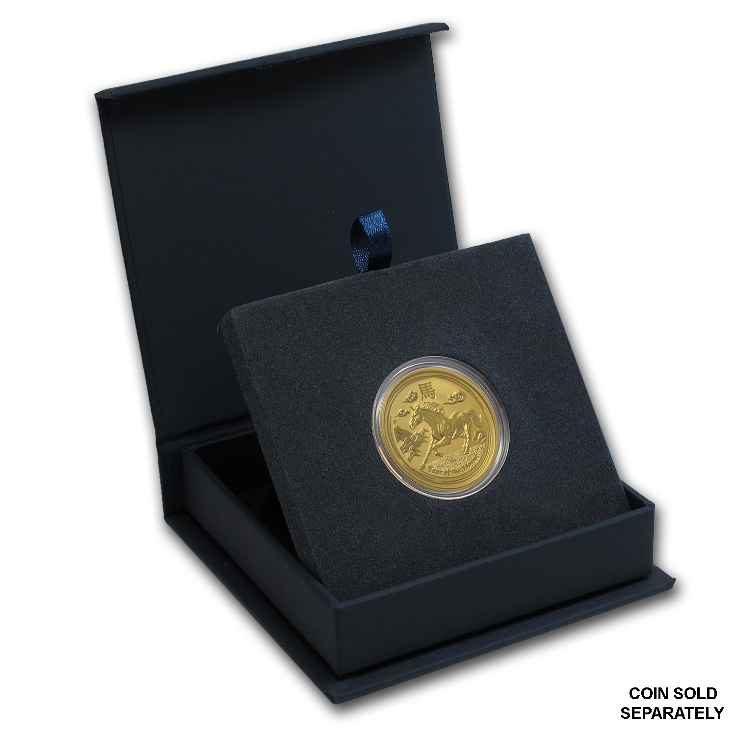 APMEX Gift Box - 1/2 oz Perth Mint Gold Coin Series 2