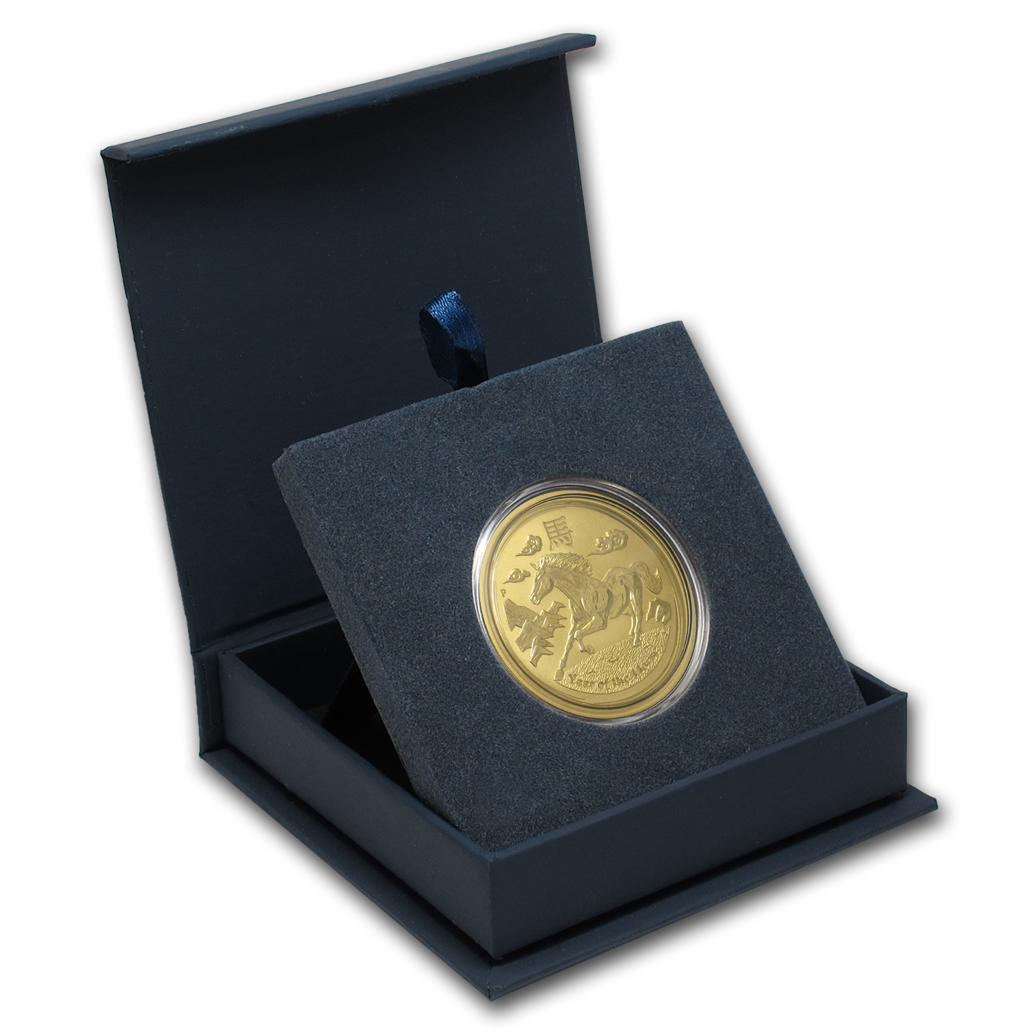 APMEX Gift Box - 1 oz Perth Mint Gold Coin Series 2