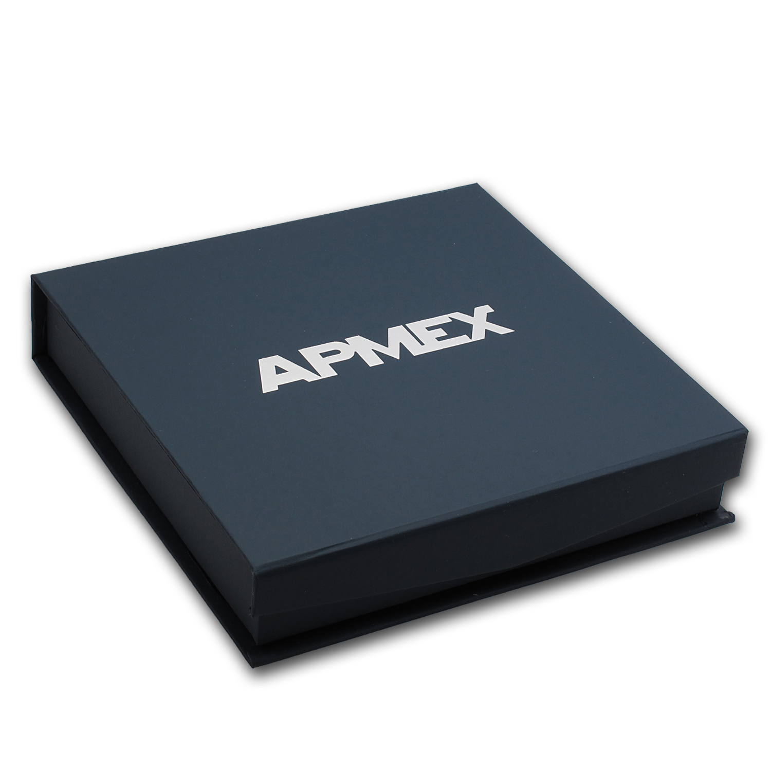 APMEX Gift Box - 10 oz PAMP Suisse Silver Bar (w/Assay)