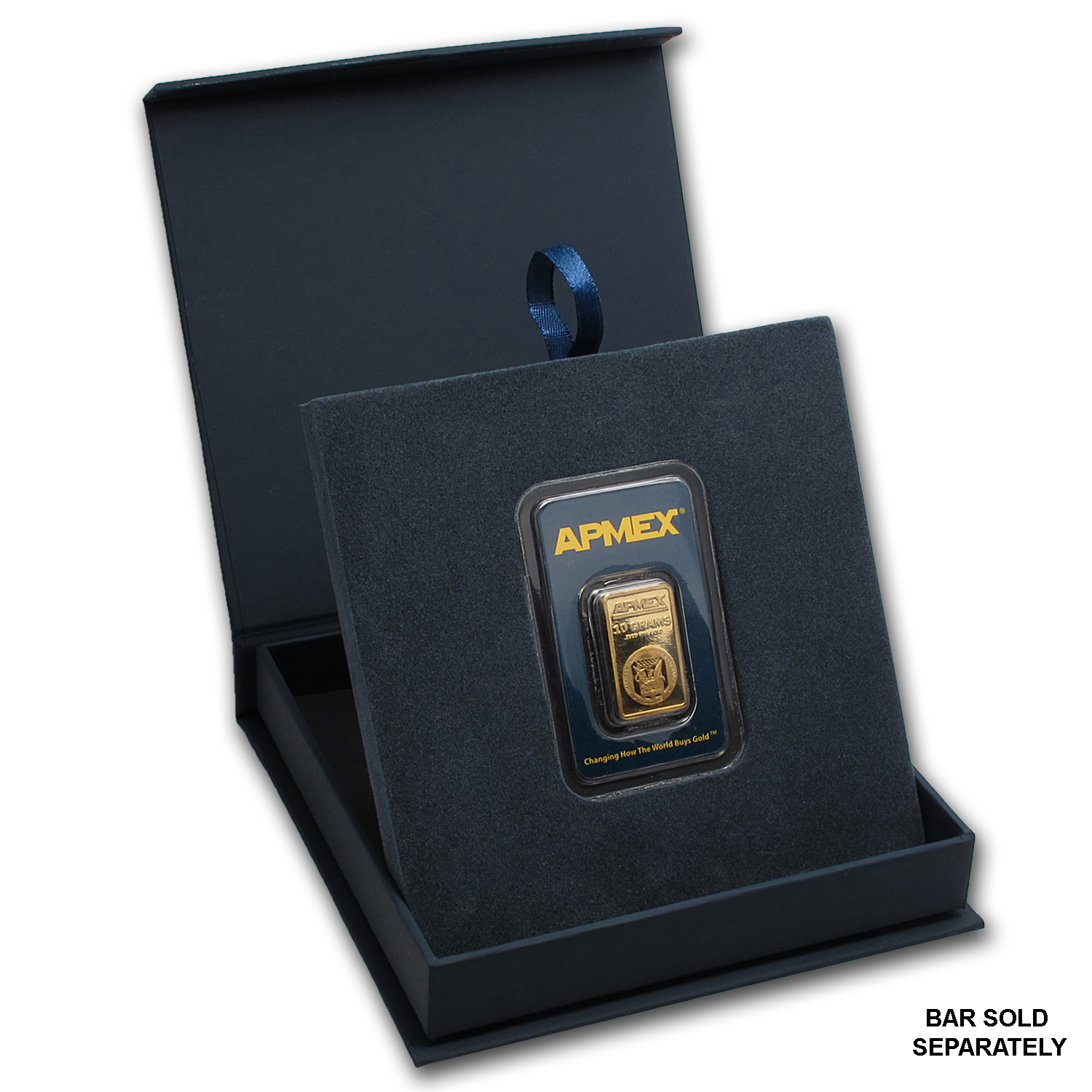 APMEX Gift Box - APMEX Gold Bar Mini (w/Assay)
