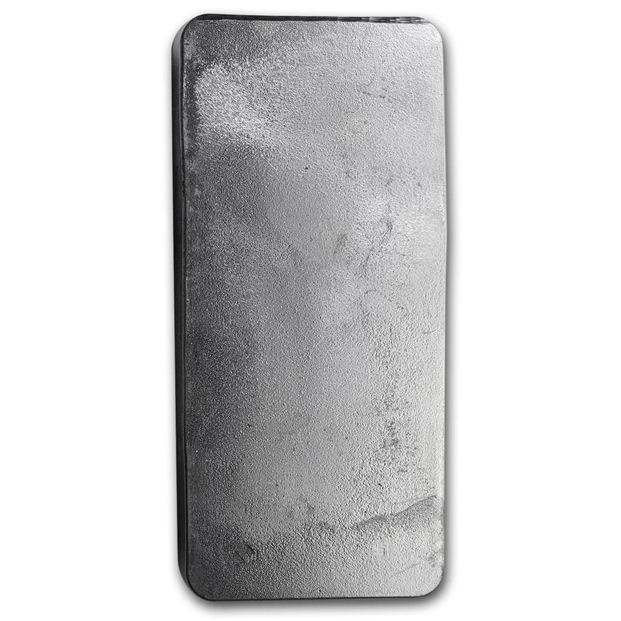Valcambi 1 Kilo Silver Bullion Bar One Kg Of Silver 32