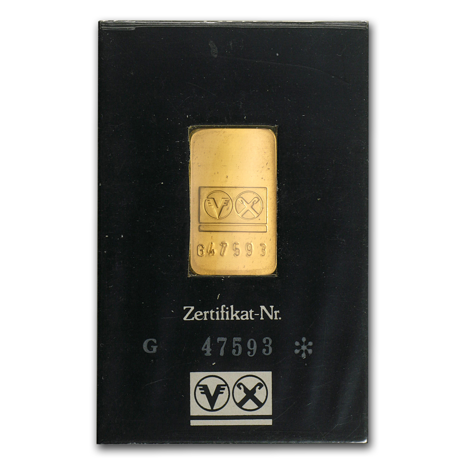 10 gram Gold Bar - DG Bank (In Assay)