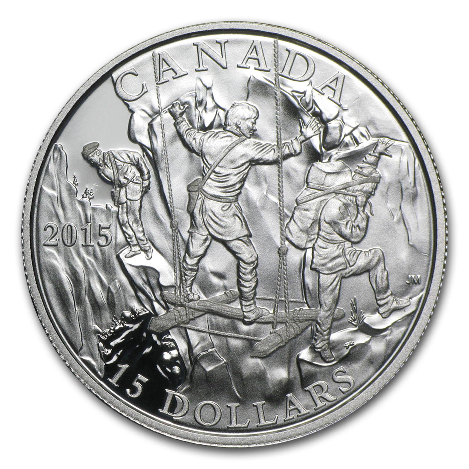 2015 Canada Silver Exploring Canada The Wild Rivers Exploration