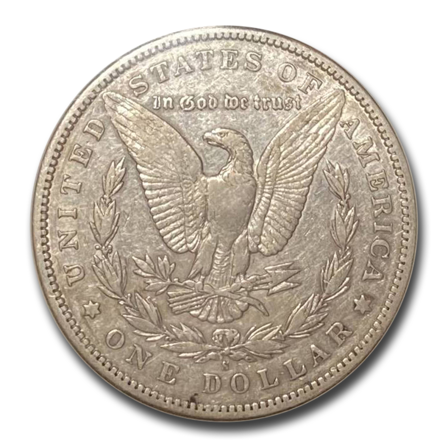 1895-S Morgan Dollar XF-40 NGC