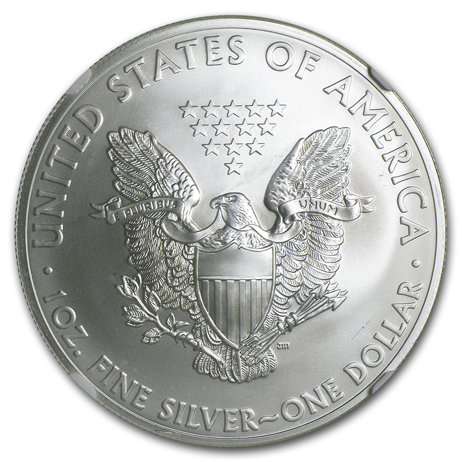 2014 Silver American Eagle MS-69 NGC
