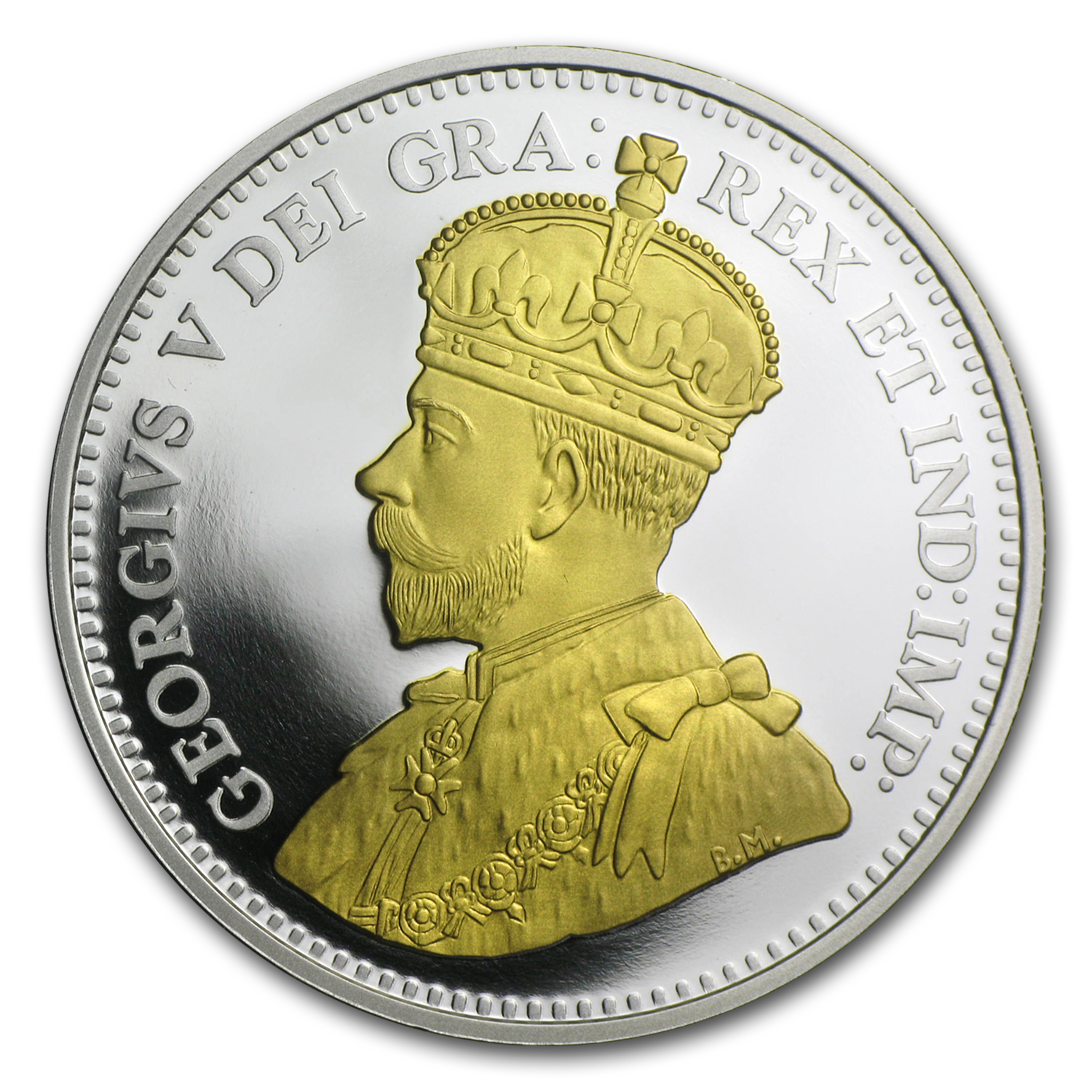 2015 Canada Silver Legacy of the Canadian Nickel (Crossed Maple)