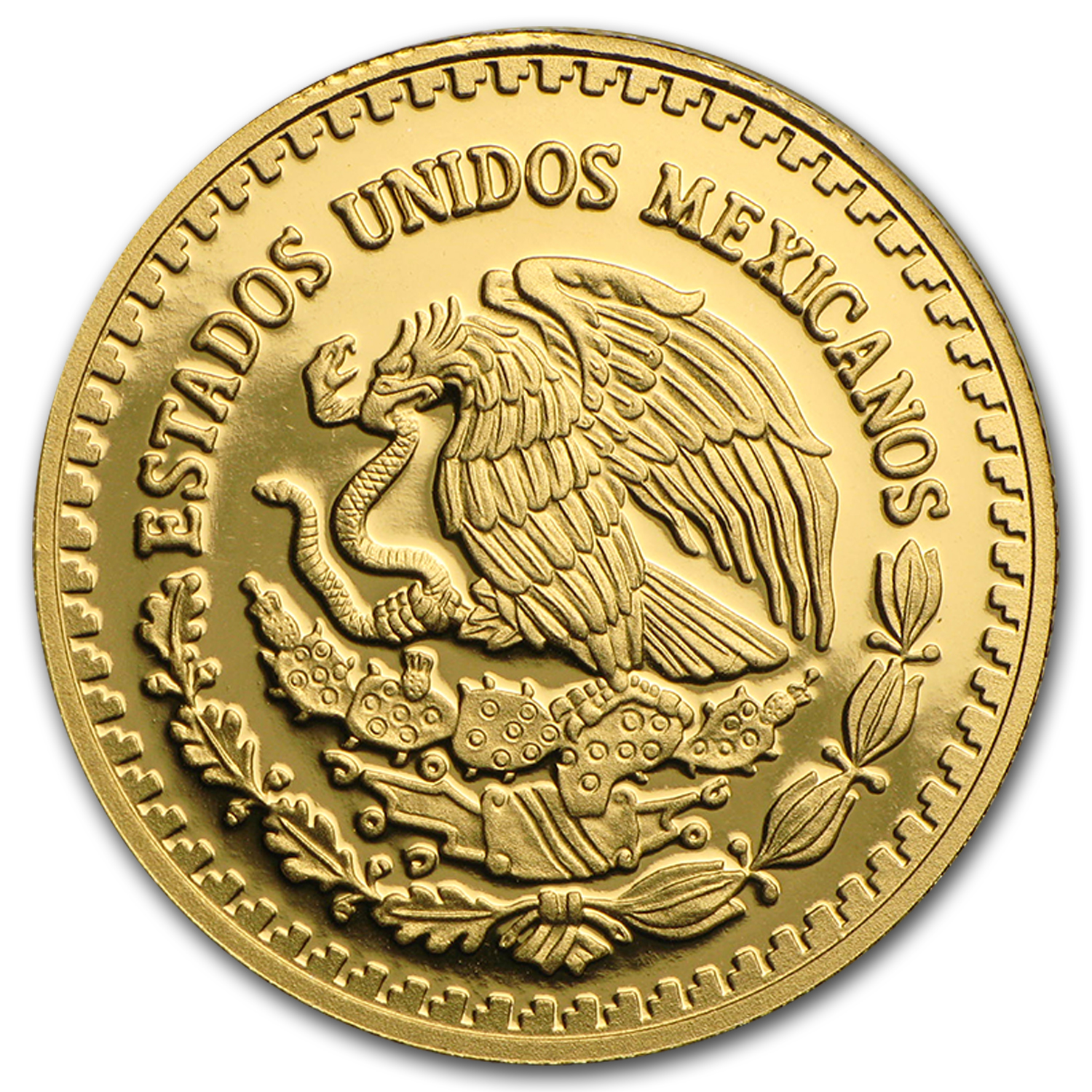 2015 Mexico 1/4 oz Proof Gold Libertad